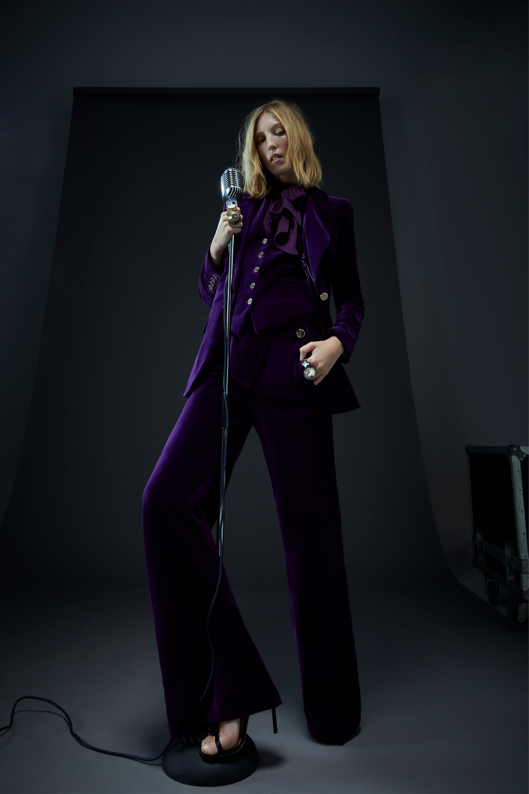 Temperley London Fall 2021 Fashion Show
