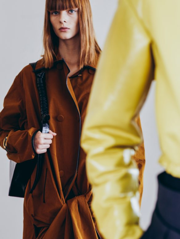 Tod's Fall 2021 Fashion Show
