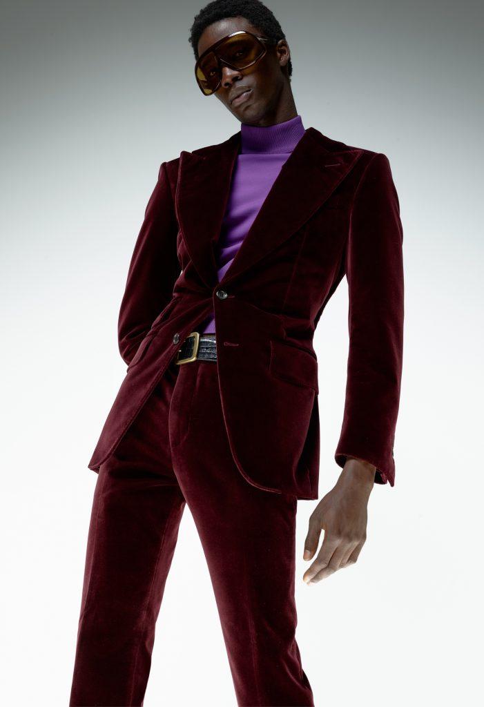 Tom Ford Fall 2021 Fashion Show Review