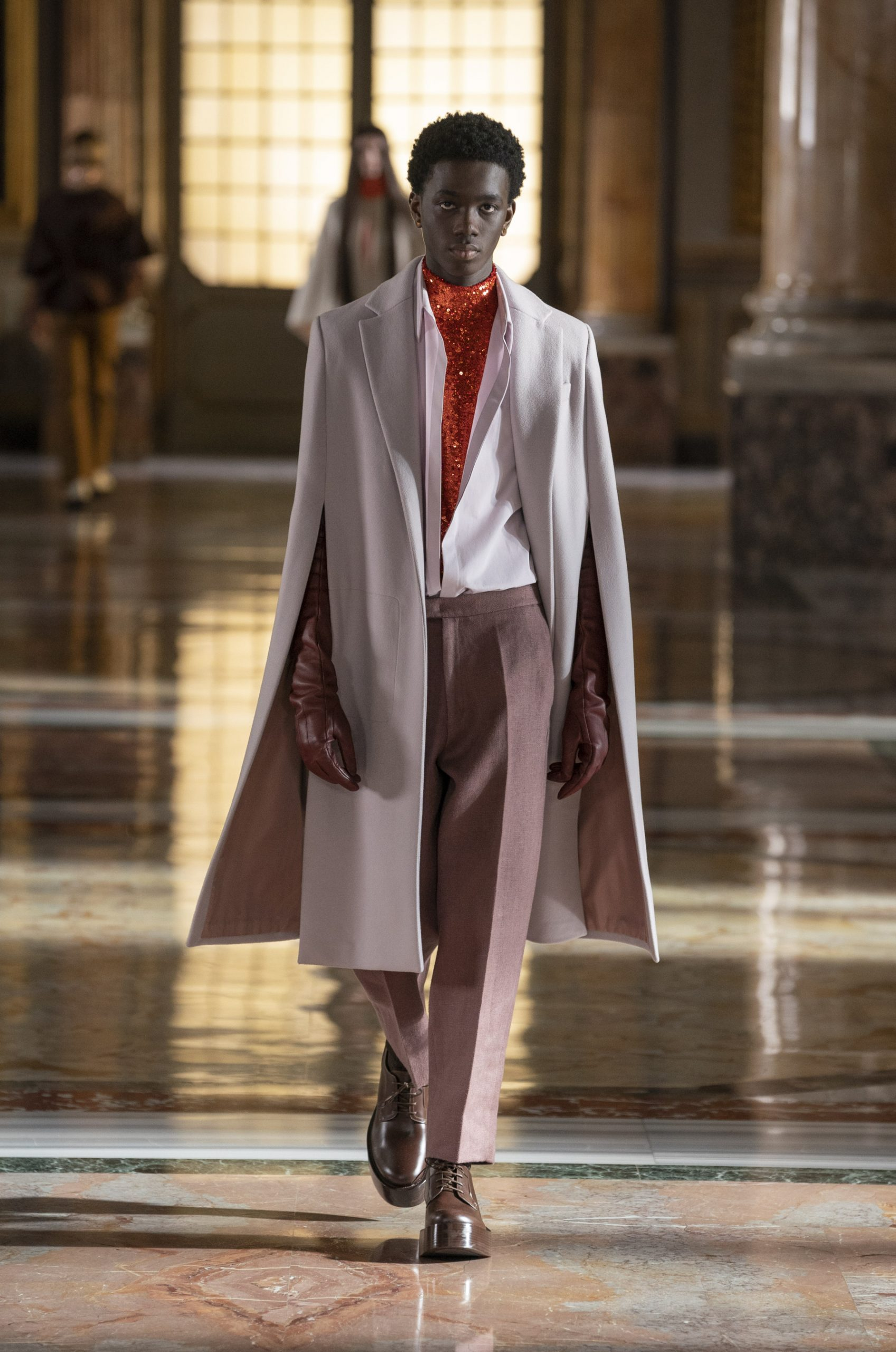 Statement Coats Spring 2021 Couture Fashion Trend