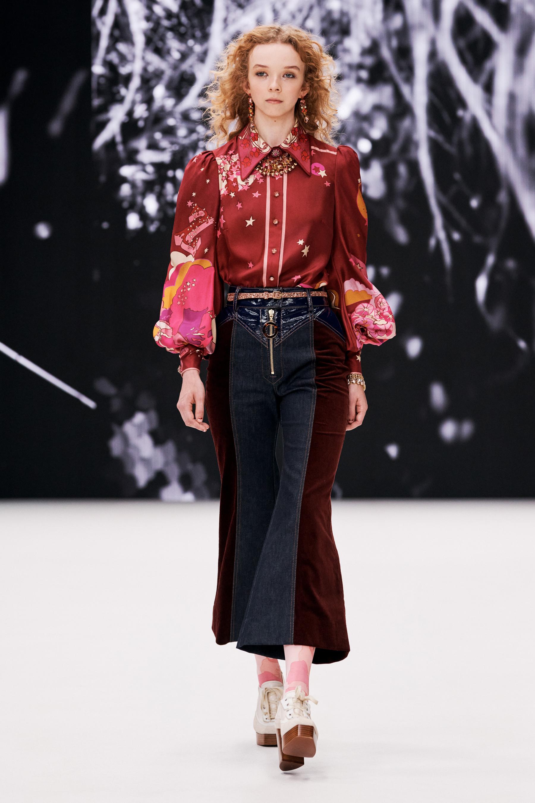 Zimmermann Fall 2021 Fashion Show