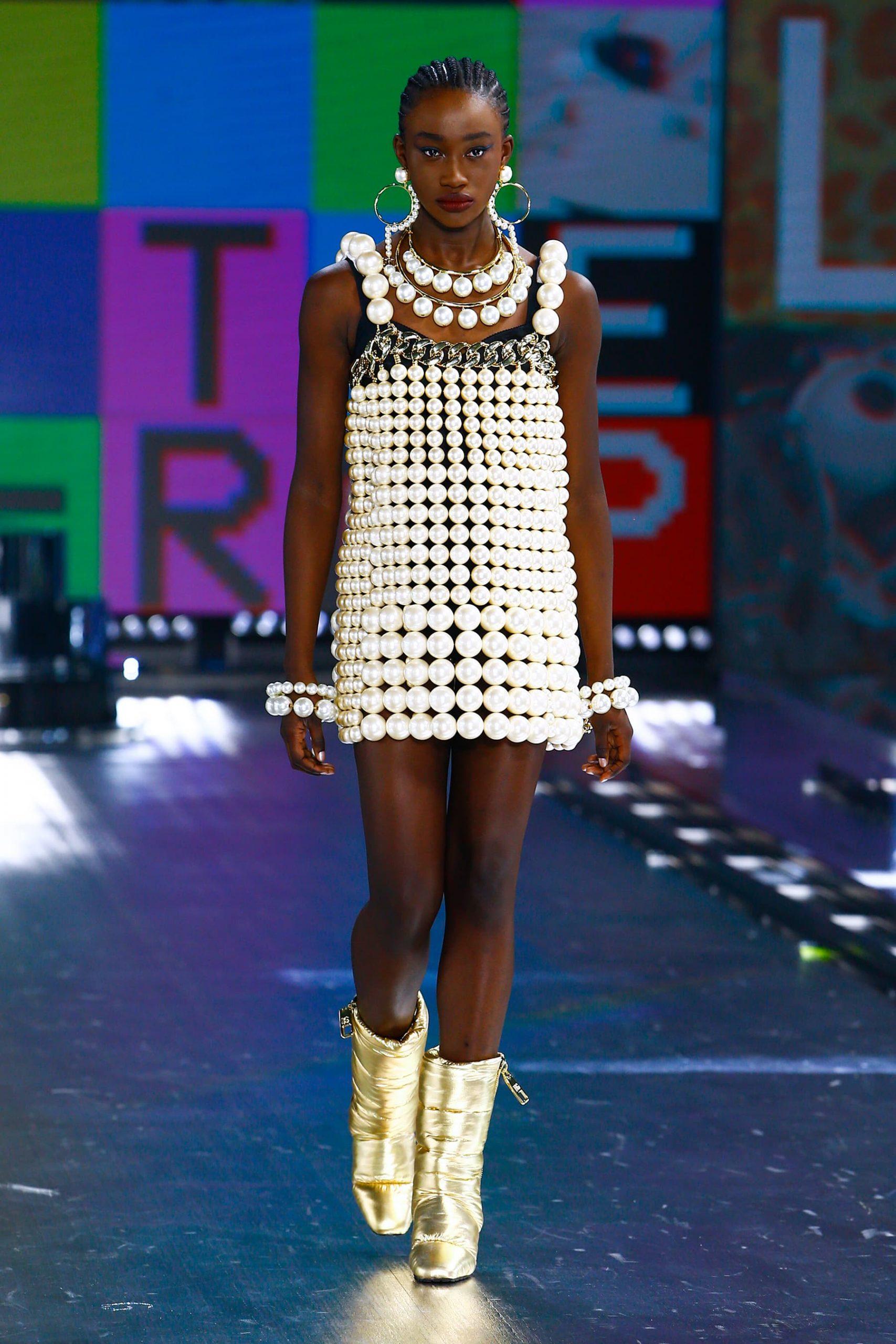 Dolce & Gabbana Fall 2021 Fashion Show