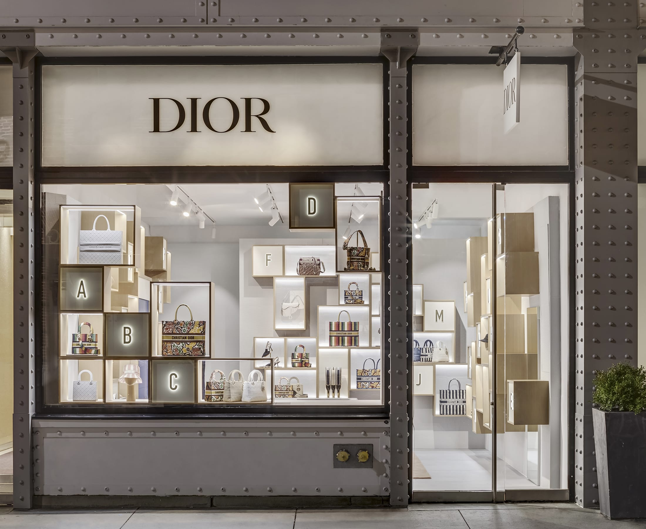 Dior Opens ABCDior Customization Pop-up In SoHo