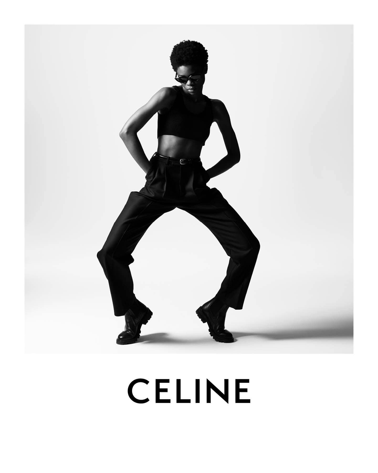 Celine Les Grands Classiques Spring 2021 Ad Campaign Photos