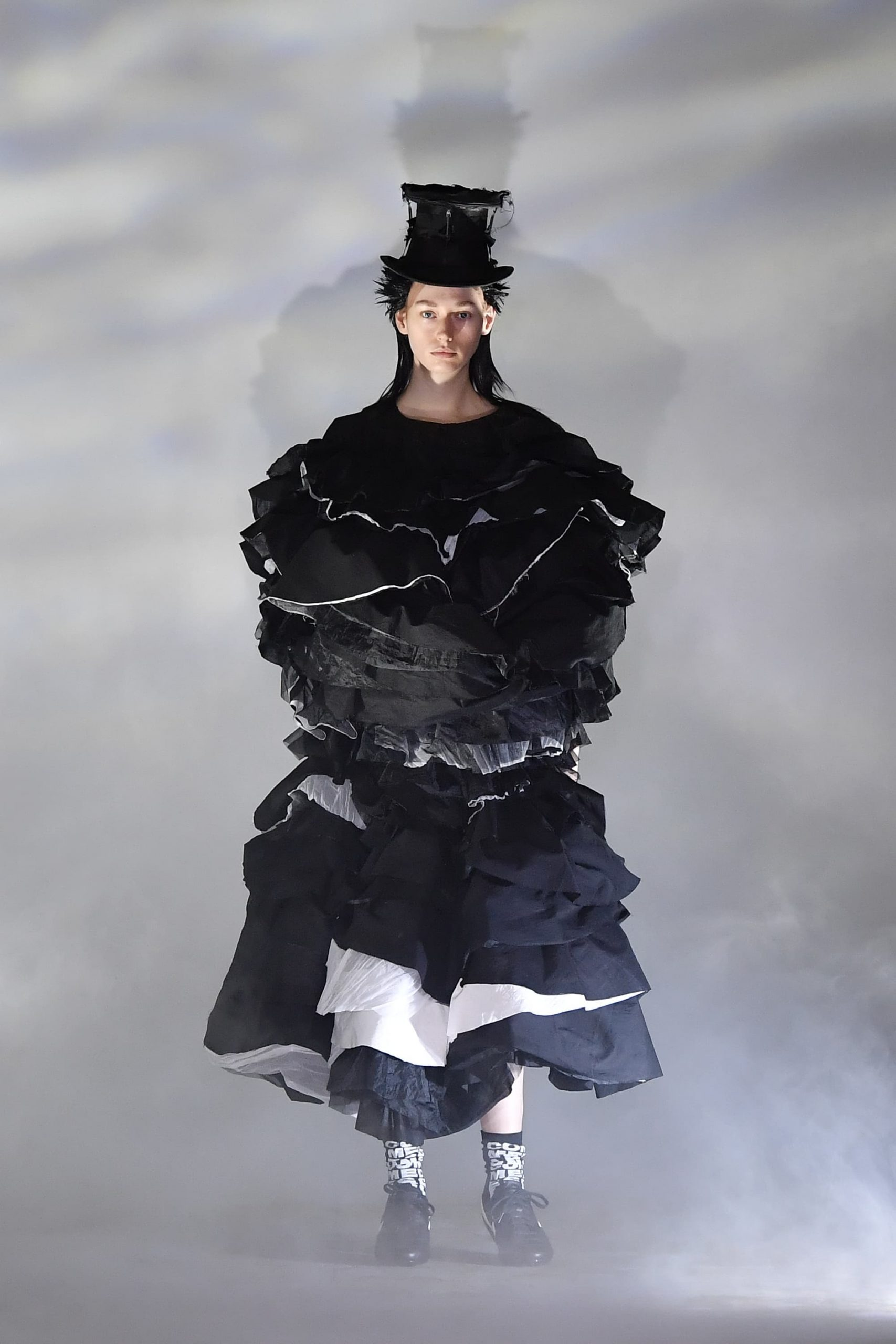 Comme des Garcons Fall 2021 Fashion Show Review
