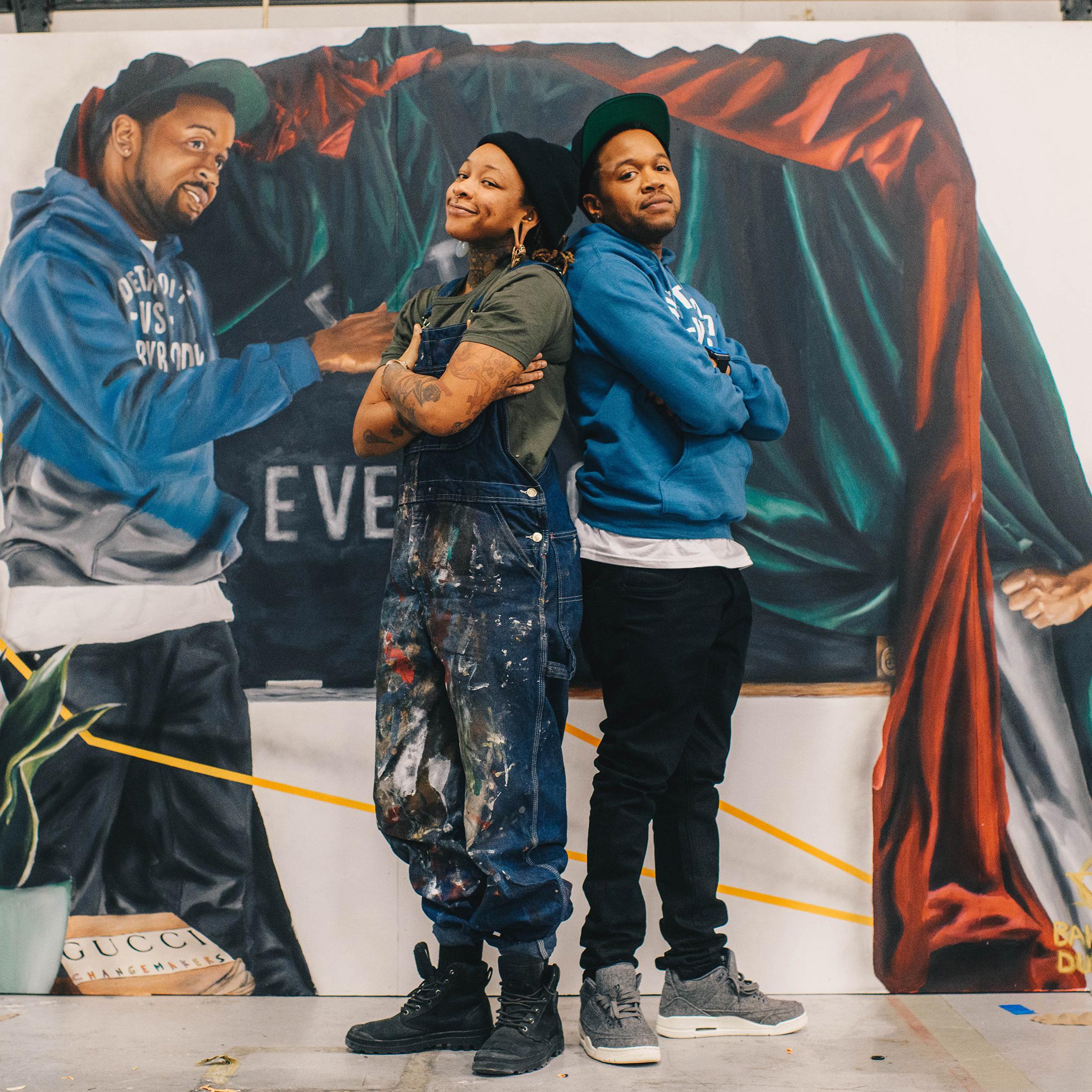 Gucci Tommey Walker Detroit Vs. Everybody