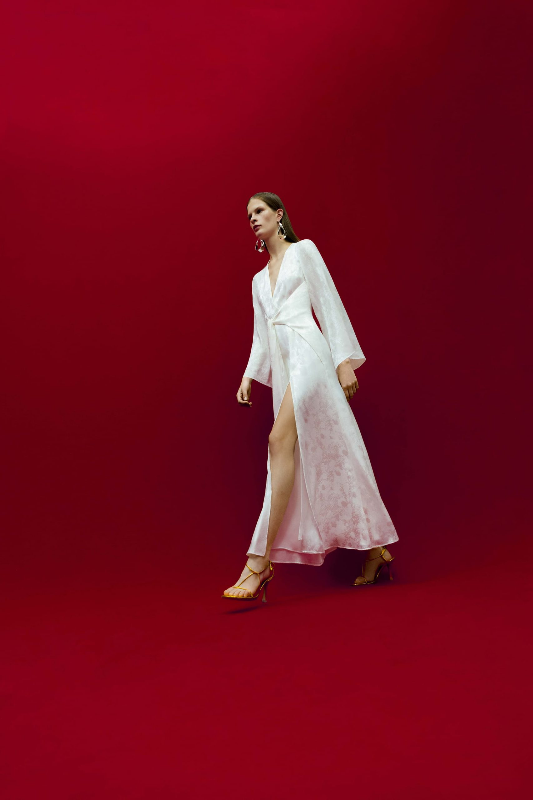 Galvan Spring 2022 Fashion Show Photos