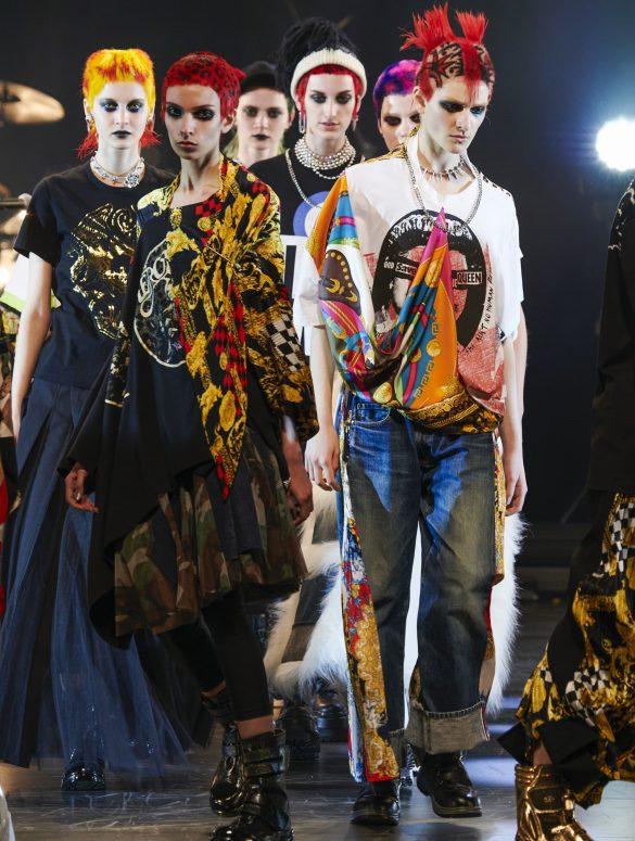 Junya Watanabe Fall 2021 Fashion Show Review