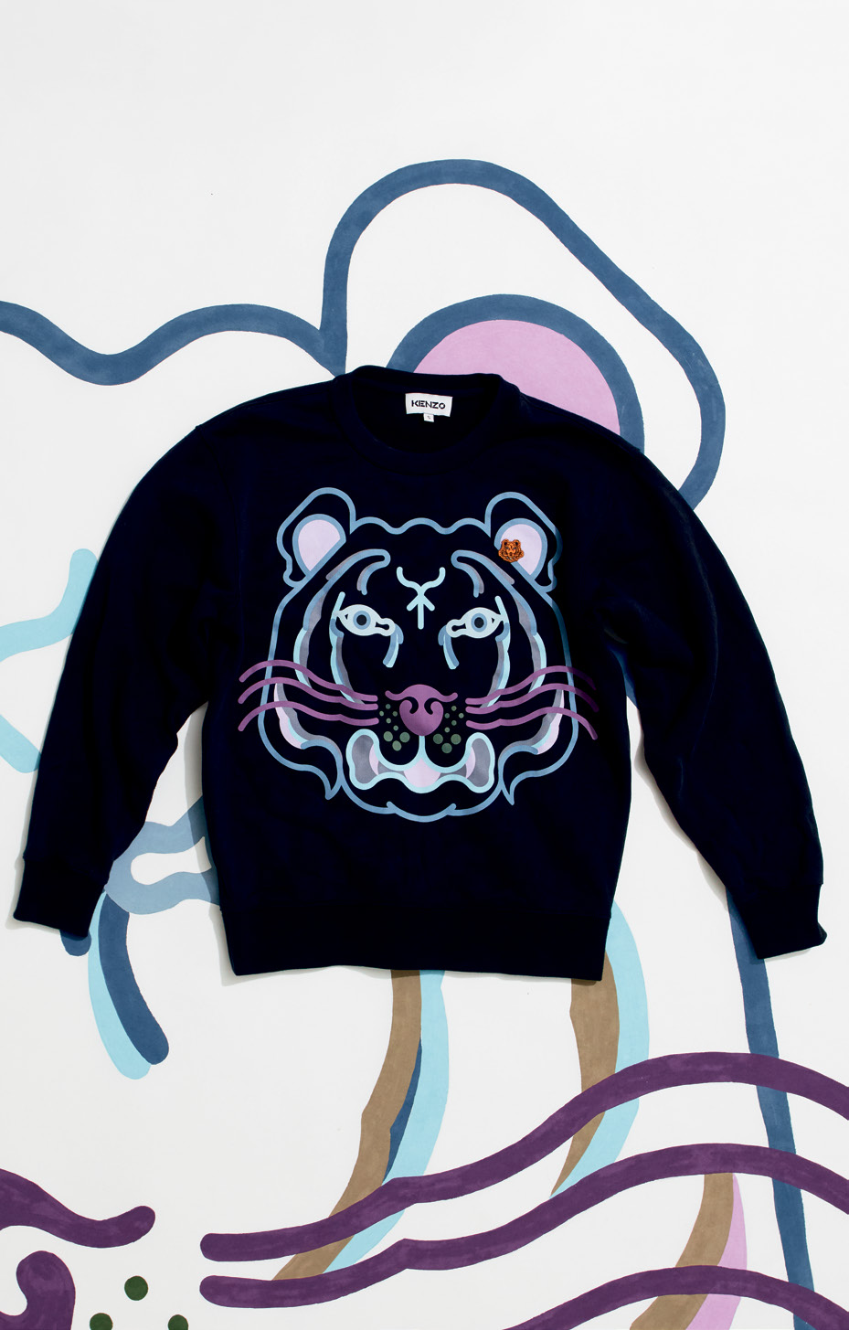 Kenzo Launches Second Capsule Collection In Partnership With WWF