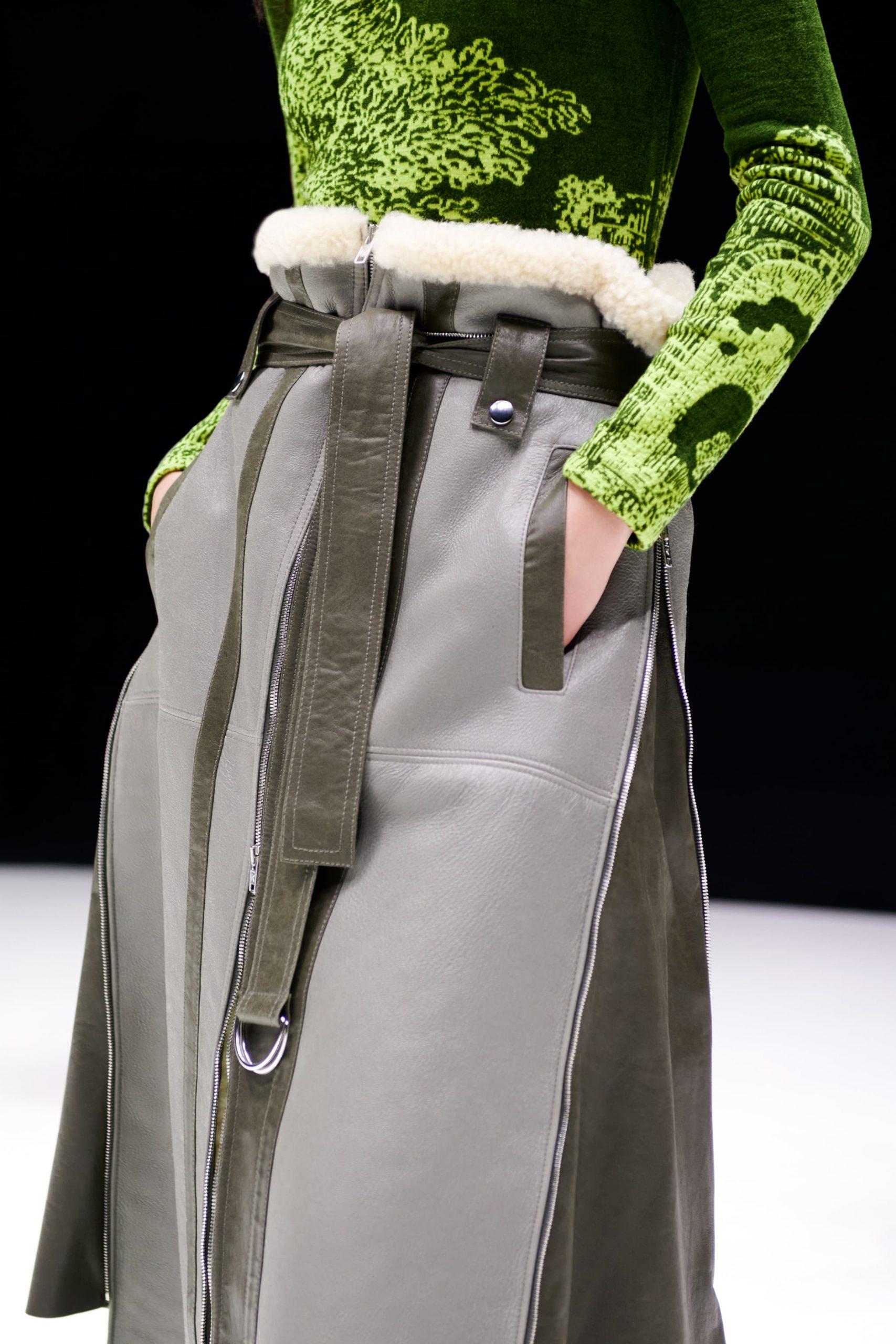 Kenzo Fall 2021 Fashion Show Details