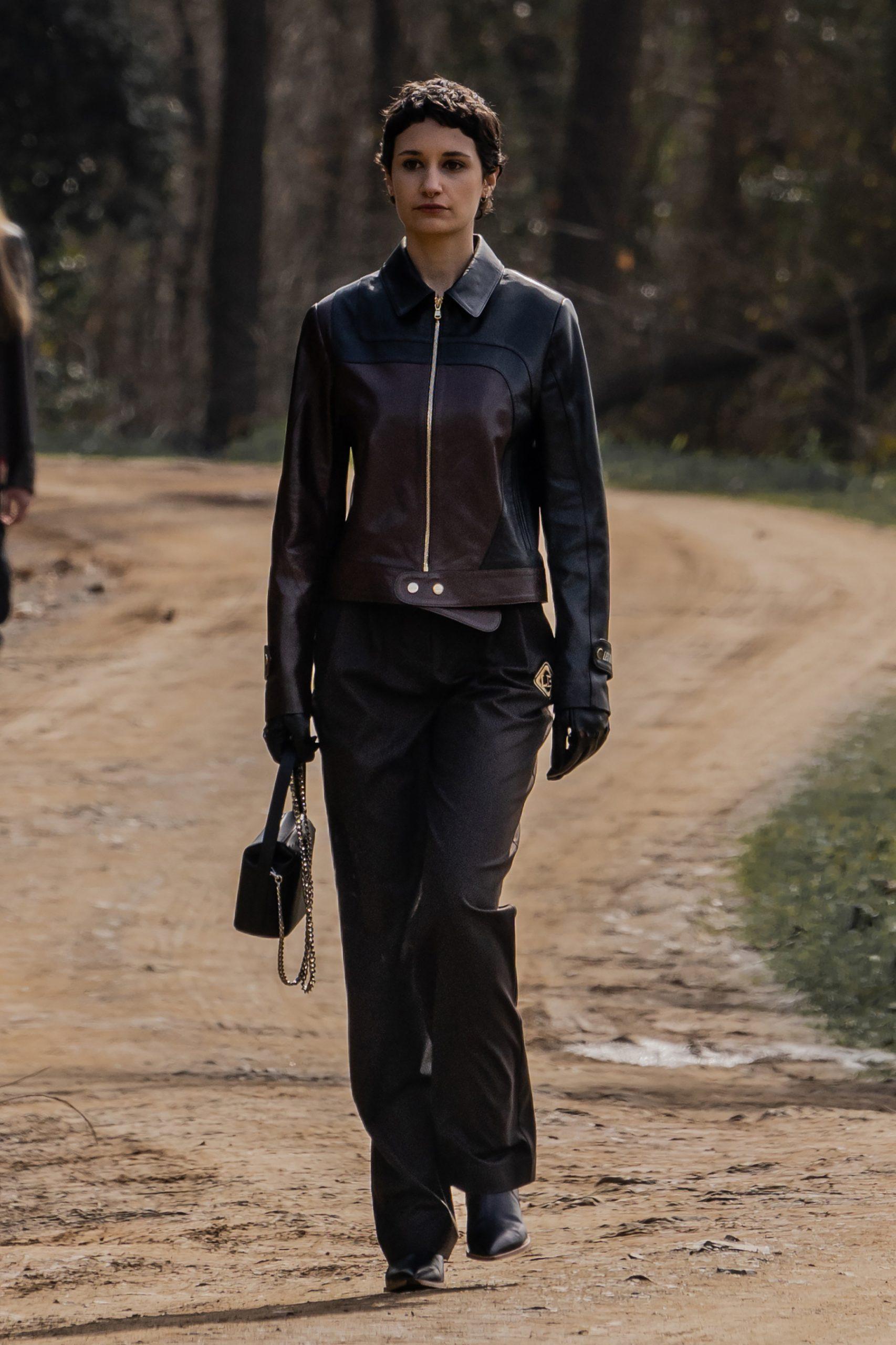 Les Benjamins Fall 2021 Fashion Show Photos