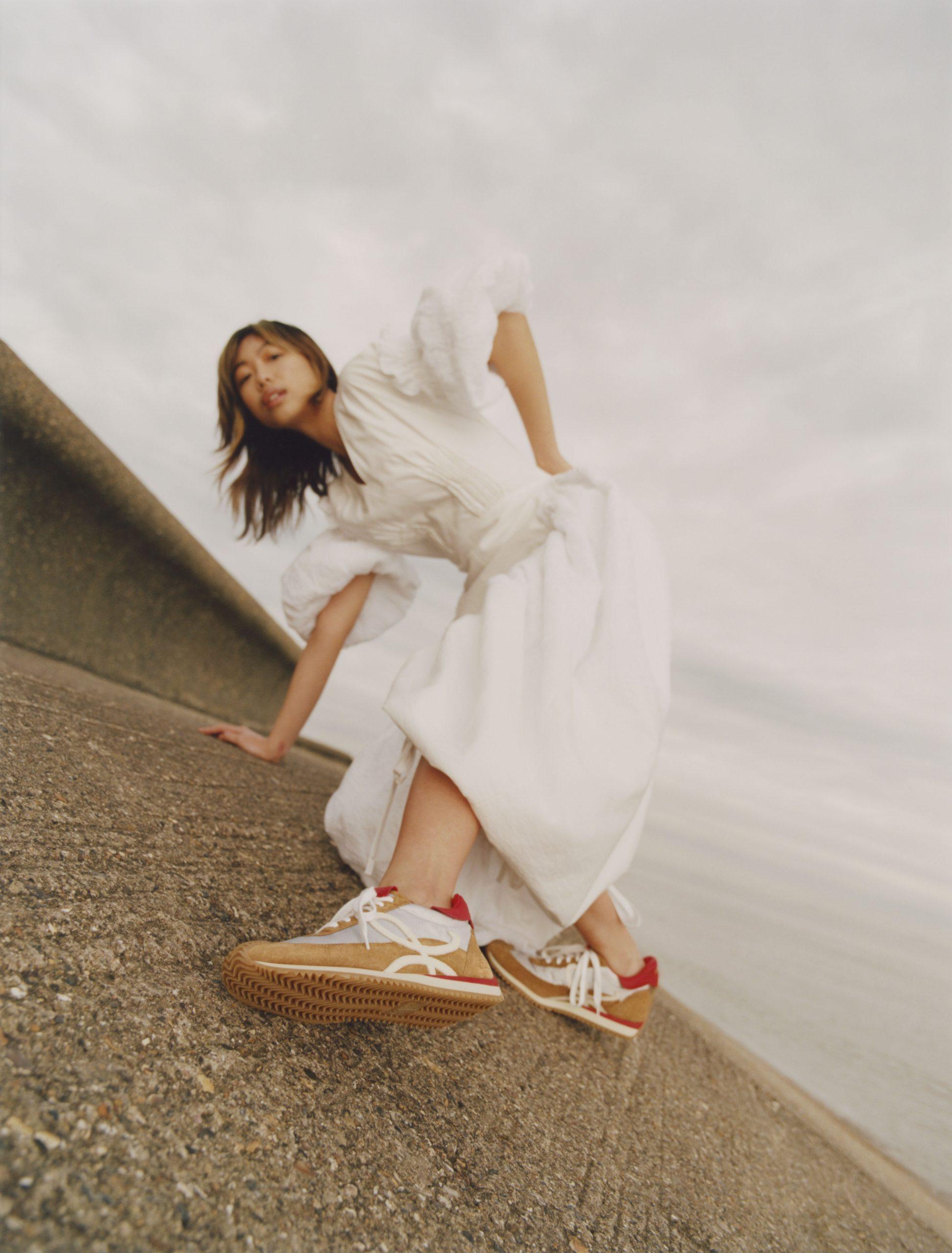 Loewe Introduces The Flow Runner Sneaker For Spring 2021