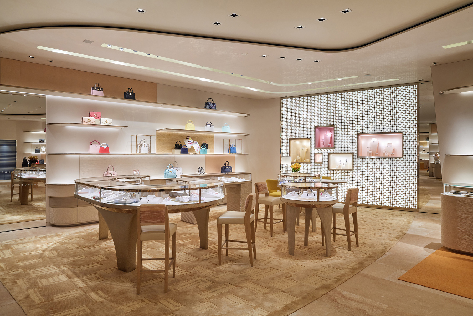 Louis Vuitton Partners With Ginza Namiki For Latest Tokyo Store