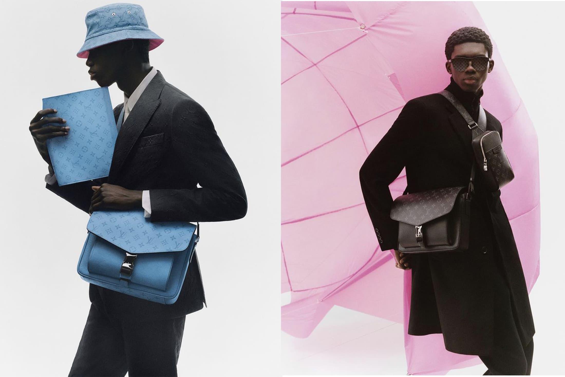 Louis Vuitton Taïgarama Men's Spring 2021 Ad Campaign Photos
