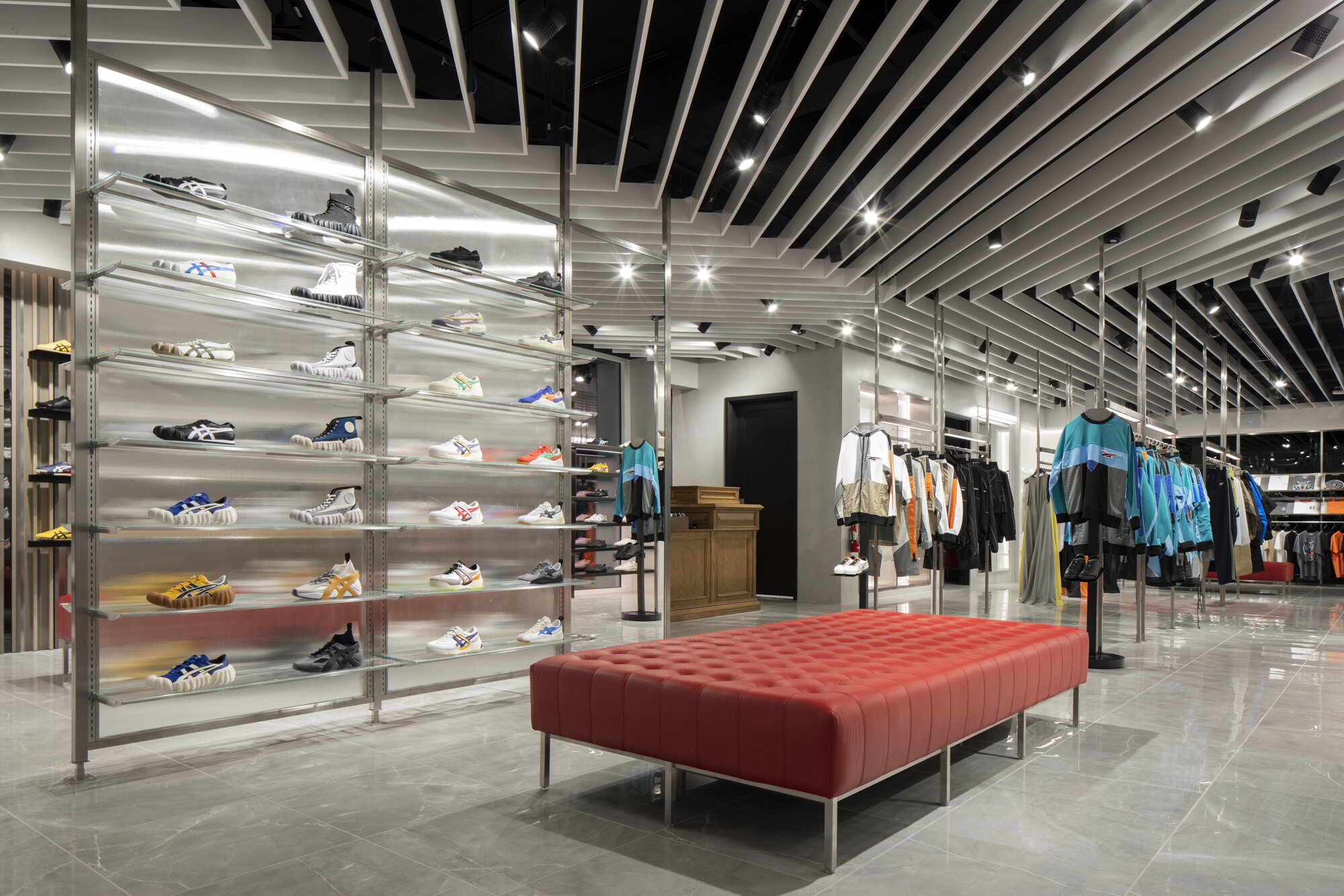 Onitsuka Tiger Opens Beverly Hills Botique