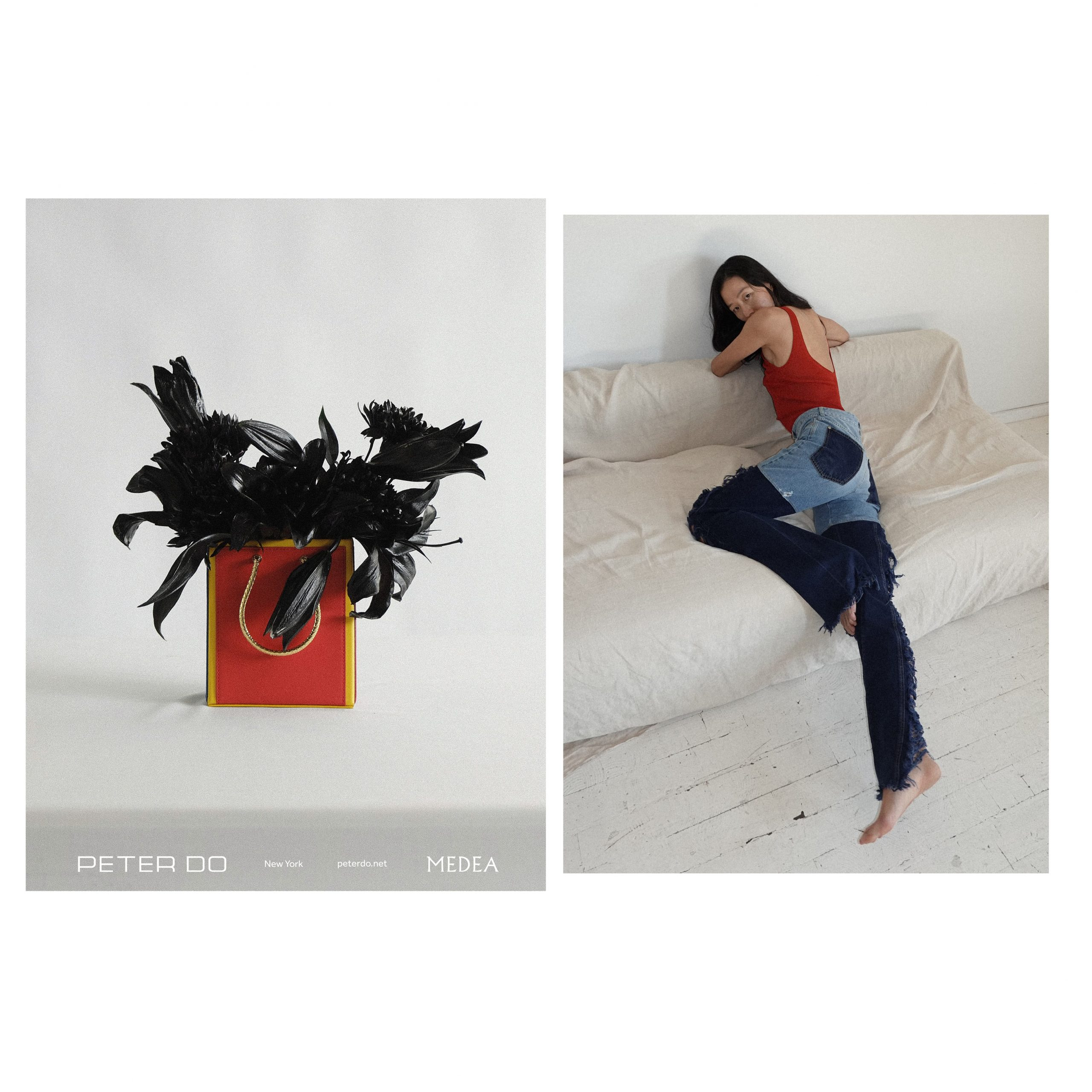 Peter Do Teams with Medea on Capsule Collection