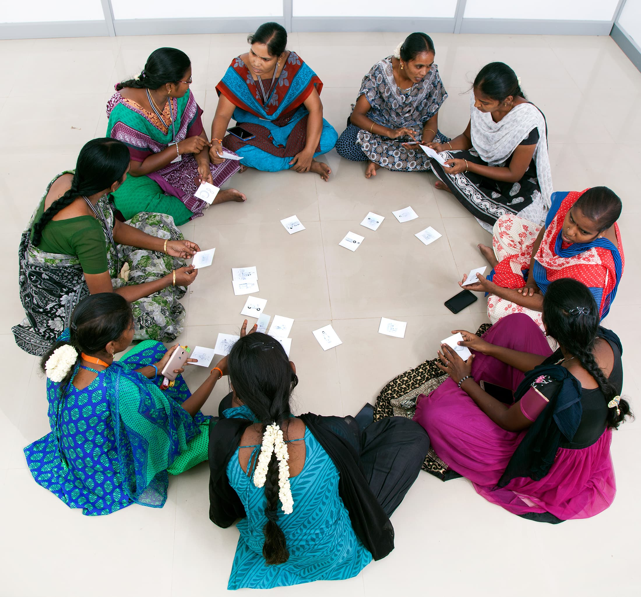 Fashion Makes Change Launches 'Your Change Can Change Everything' Women's Program