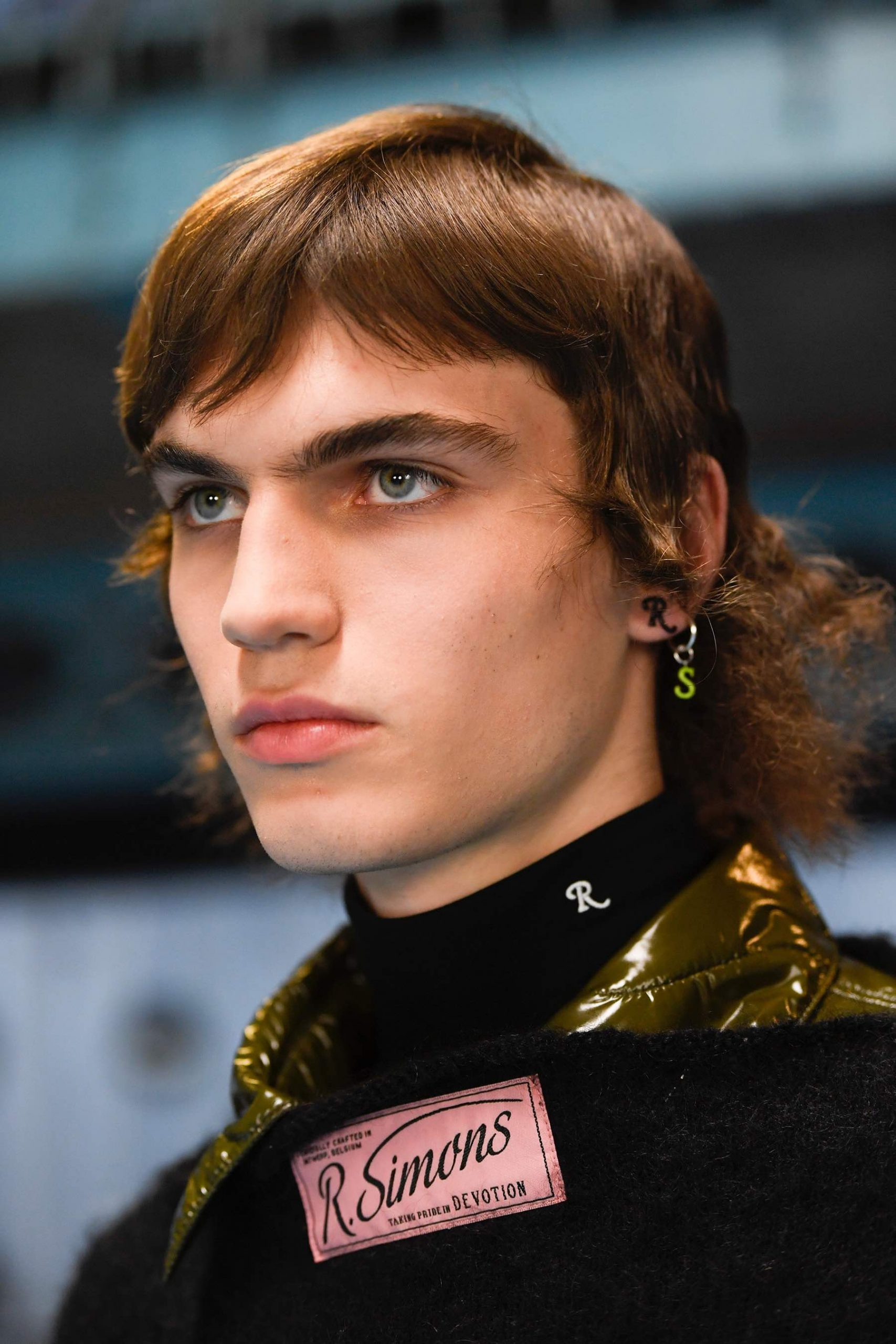 Raf Simons Fall 2021 Fashion Show Details