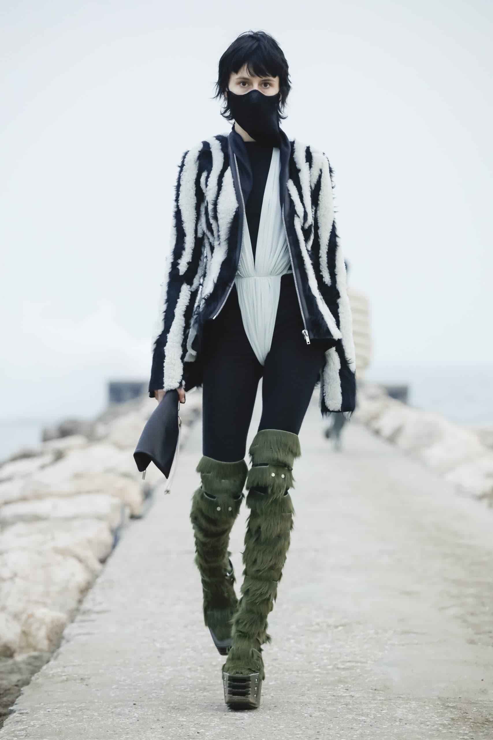 Rick Owens, Beautiful People, Coperni, Uma Wang, Victoria/Tomas, & Gauchere Fall 2021 Fashion Show Review
