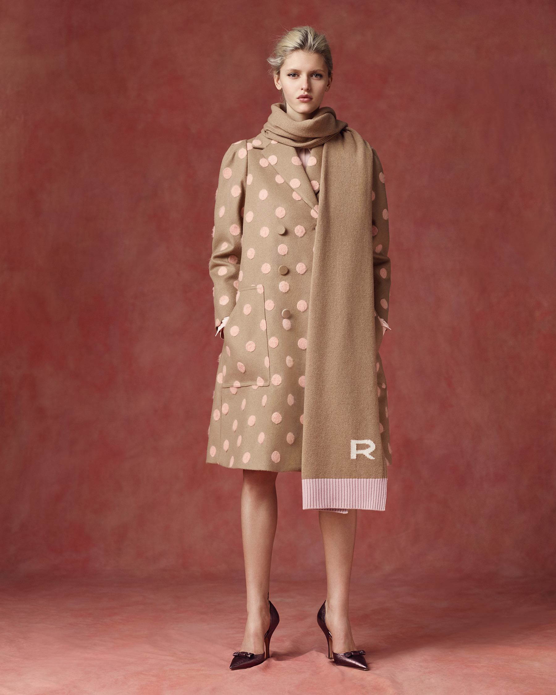 Rochas Fall 2021 Fashion Show Photos