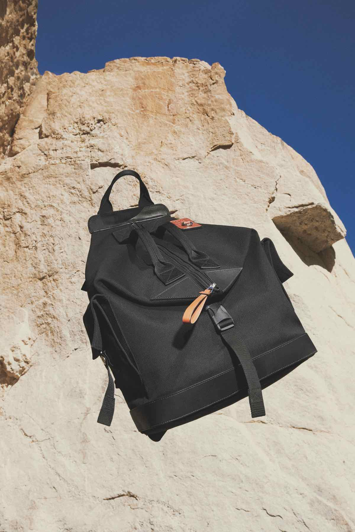 Loewe Launches Eye/Nature Spring 2021 Collection with Actor Josh O'Connor