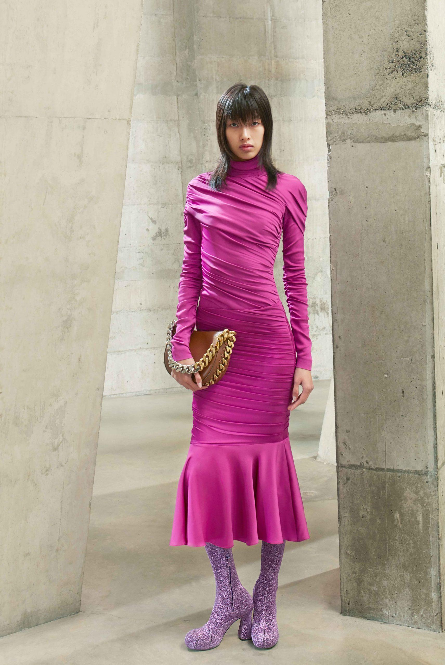 Stella McCartney Fall 2021 Fashion Show Review