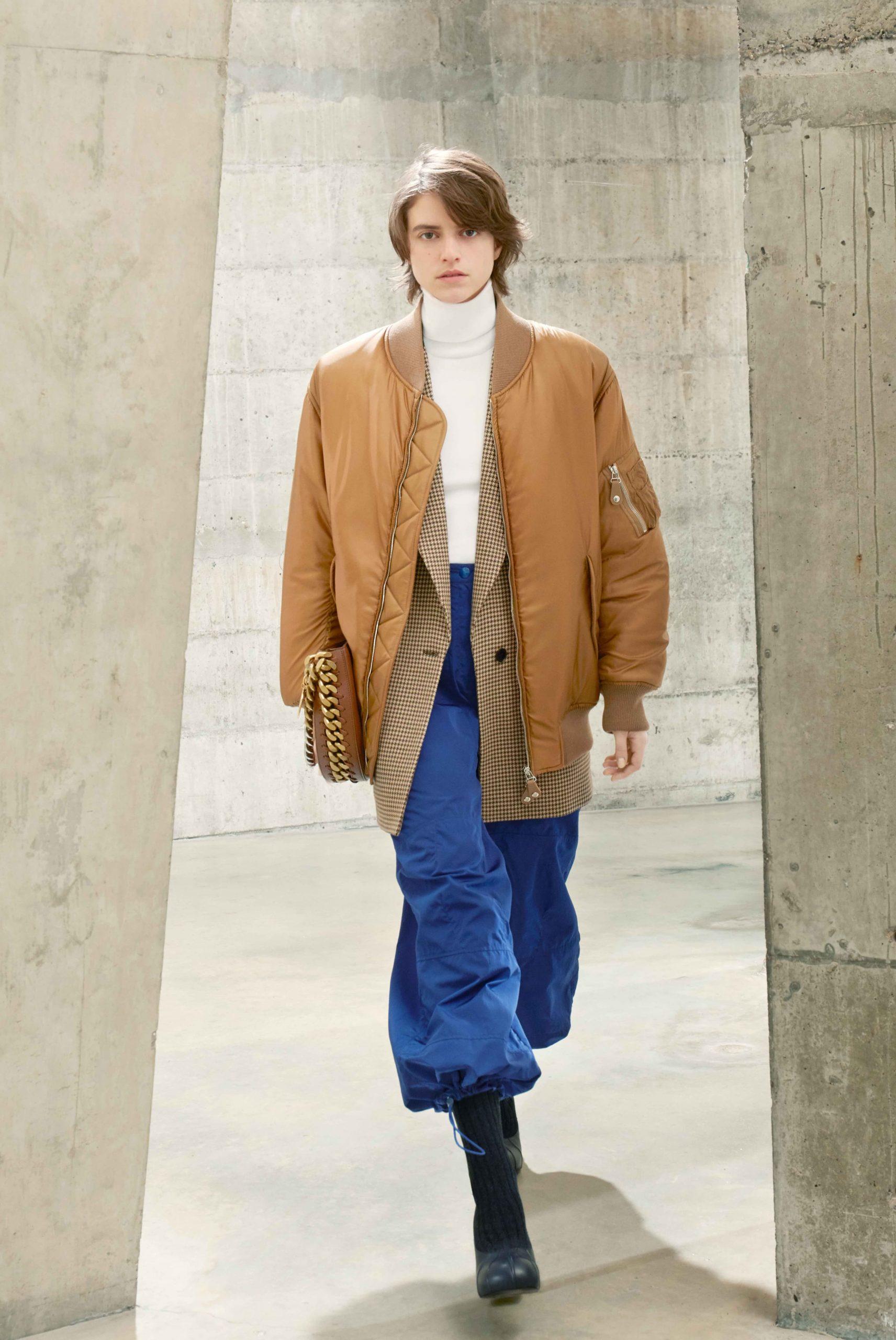 Stella McCartney Fall 2021 Fashion Show Photos