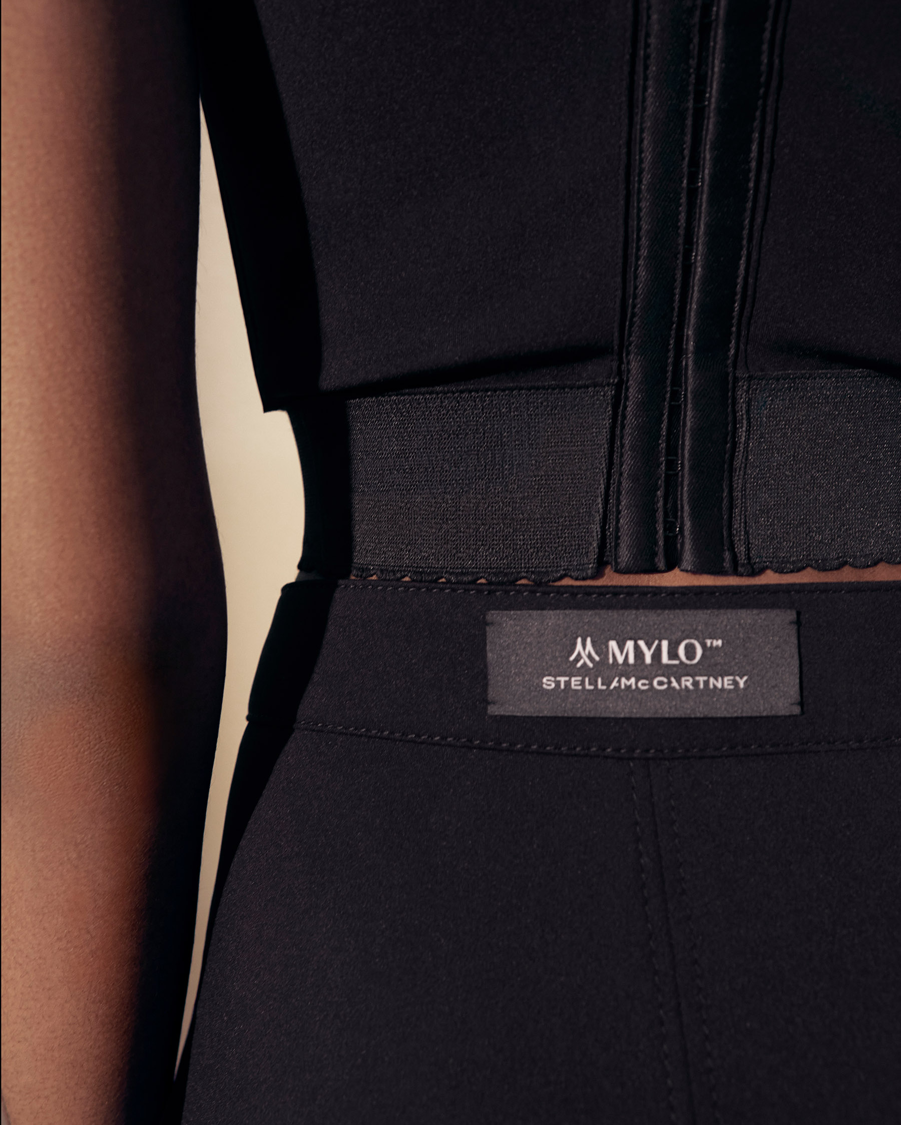 Stella McCartney Launches 1st Garments Made From Vegan Mylo Mycelium Leather