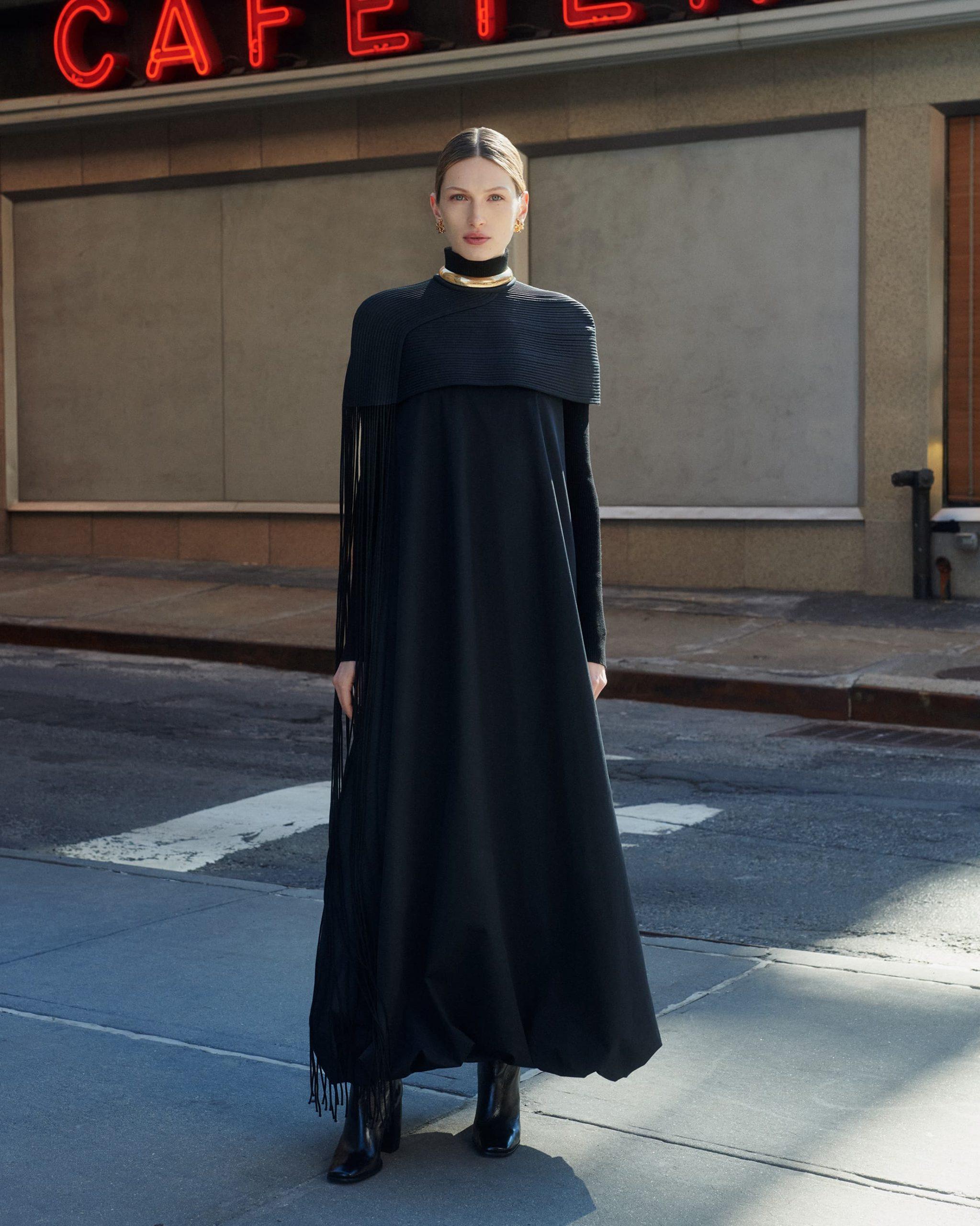 Tory Burch Fall 2021 Fashion Show Photos