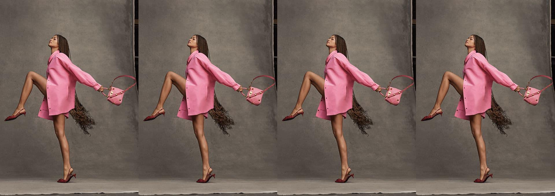 Valentino Spring 2021 Ad Campaign Photos