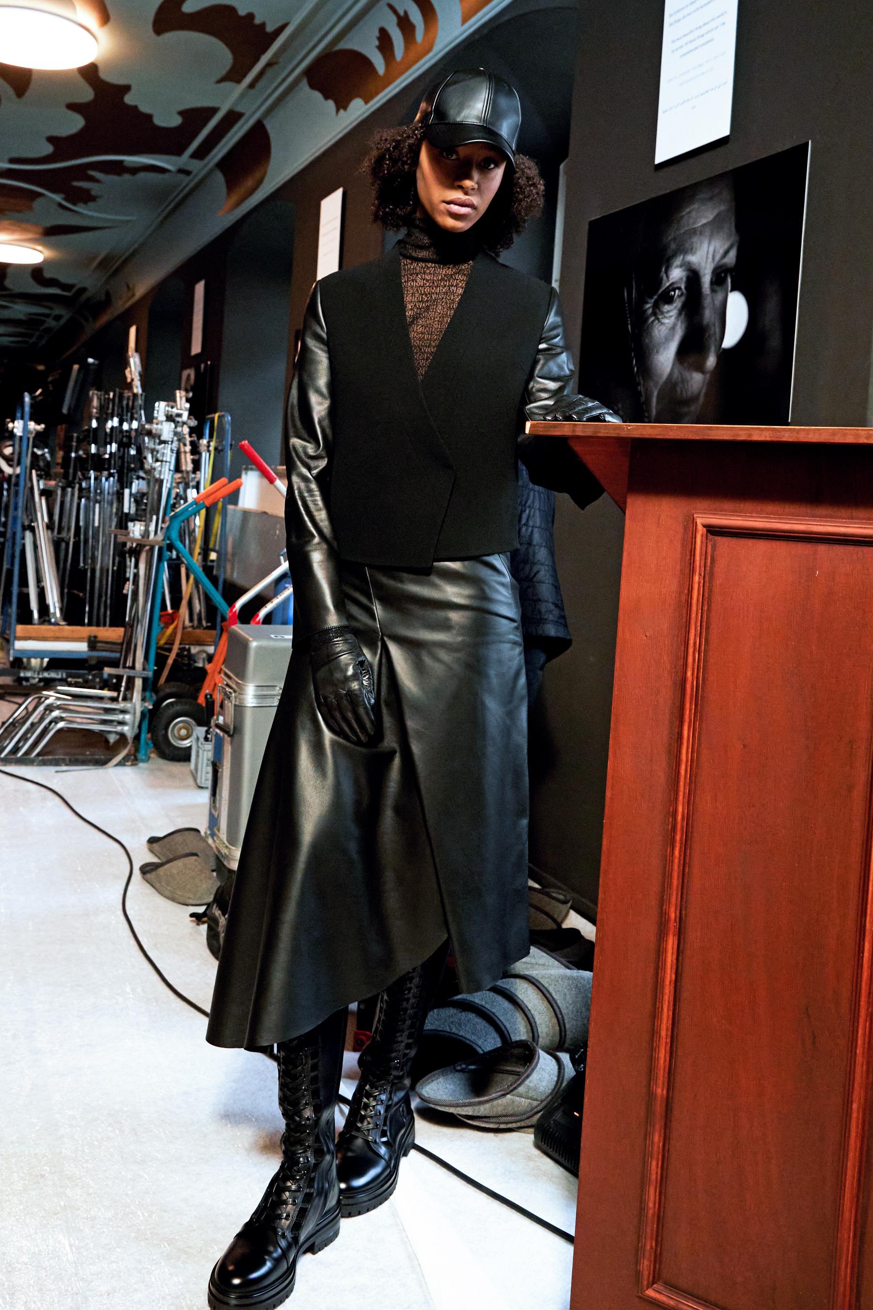Akris Fall 2021 Fashion Show