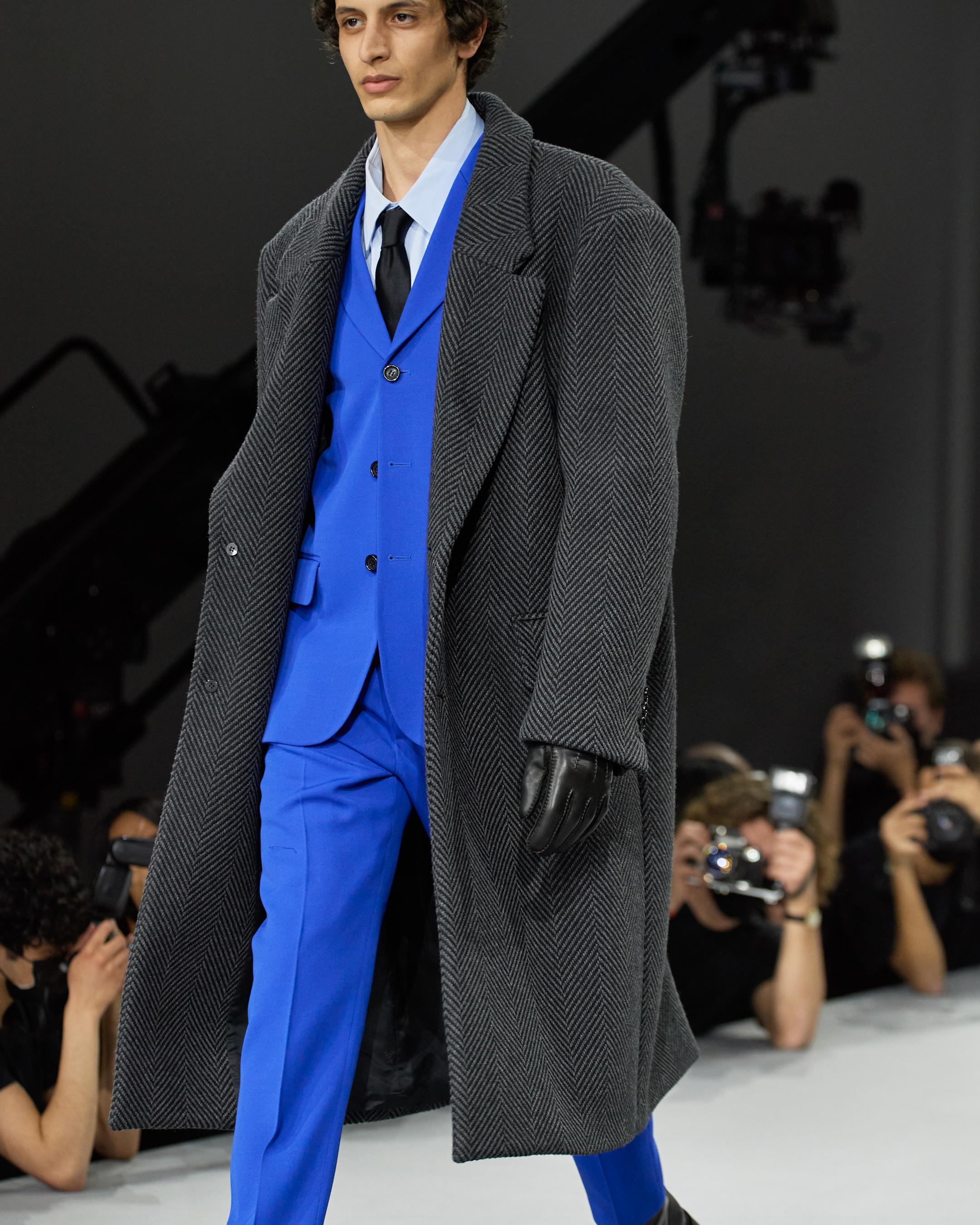 Ami Paris Fall 2021 Fashion Show