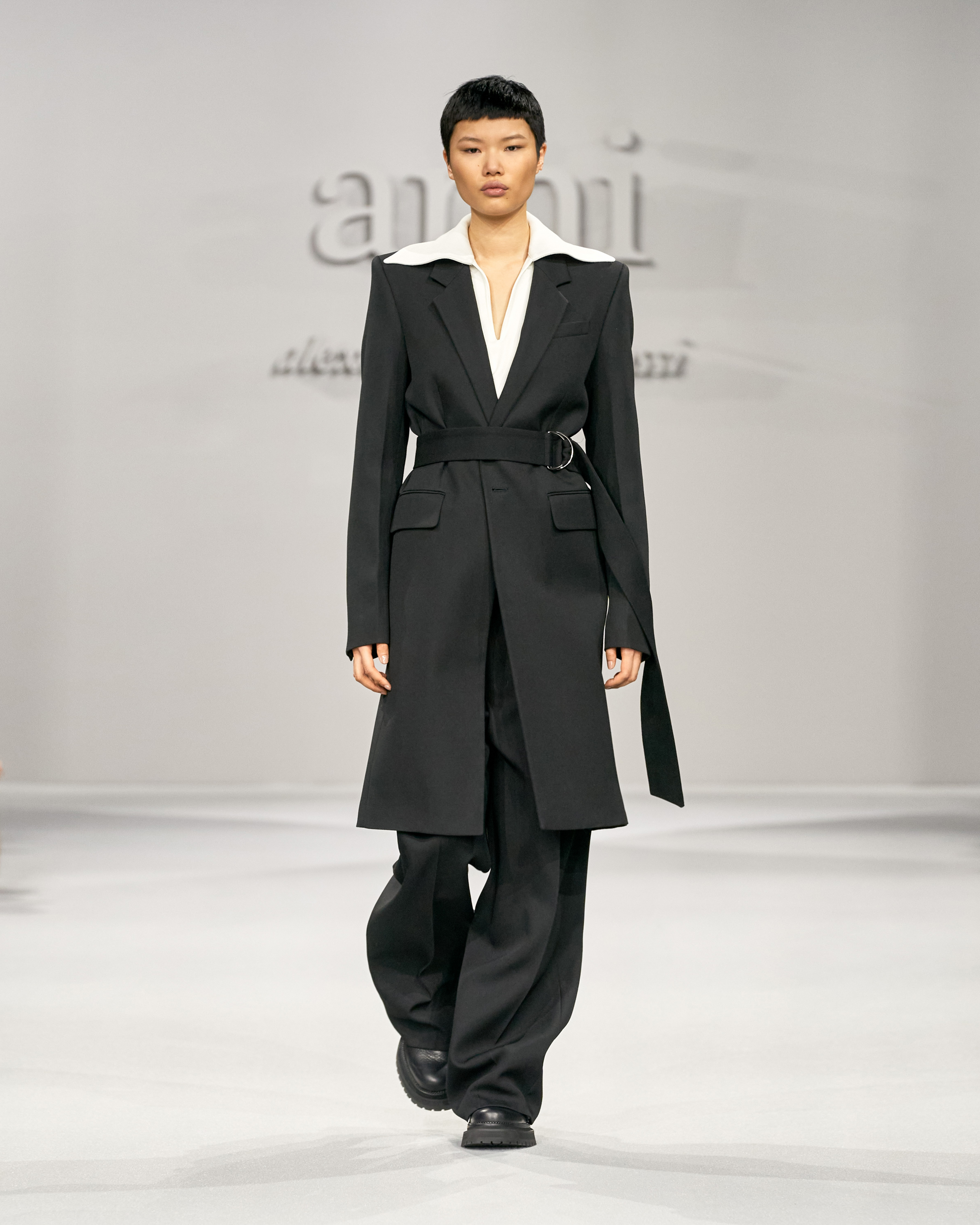 Ami Paris Fall 2021 Fashion Show