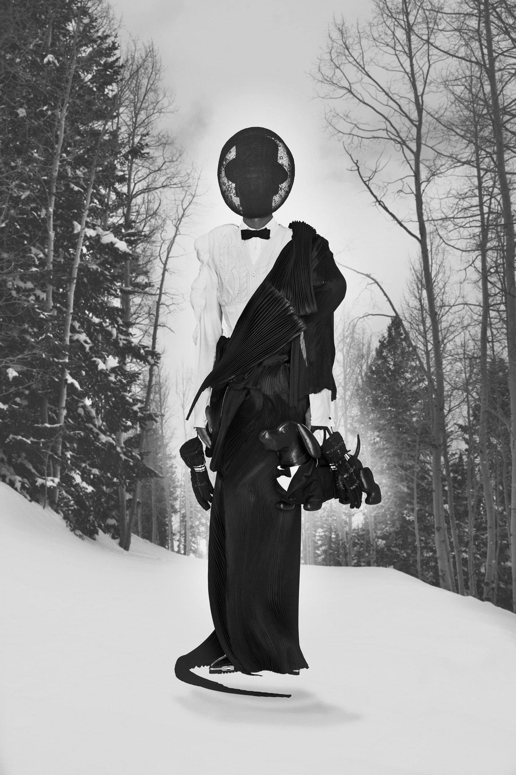 Thom Browne Fall 2021 Fashion Show Review