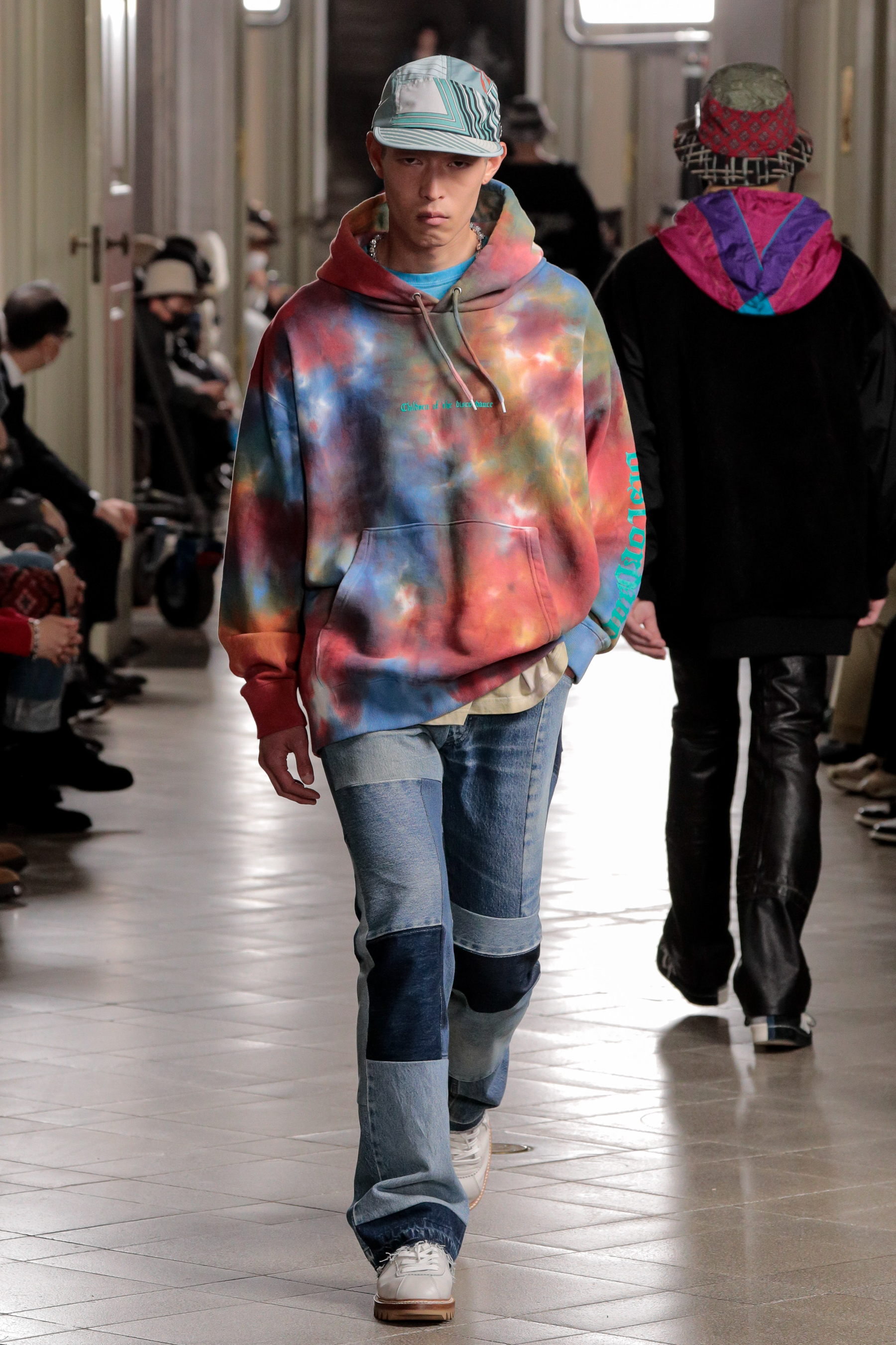 Children Of The Discordance Fall 2021 Fashion Show