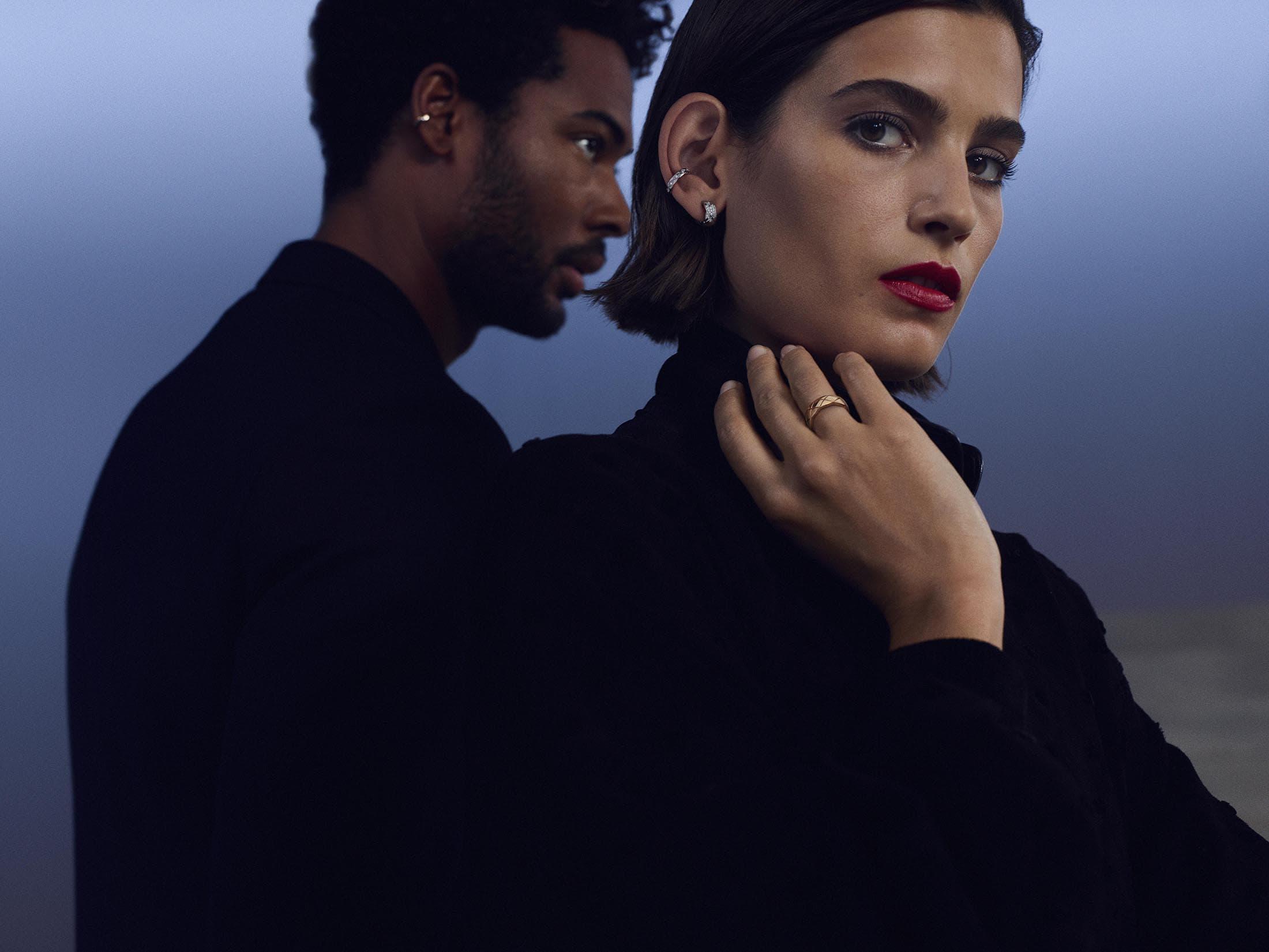 Chanel Spring 2021 Ad Campaign Photos