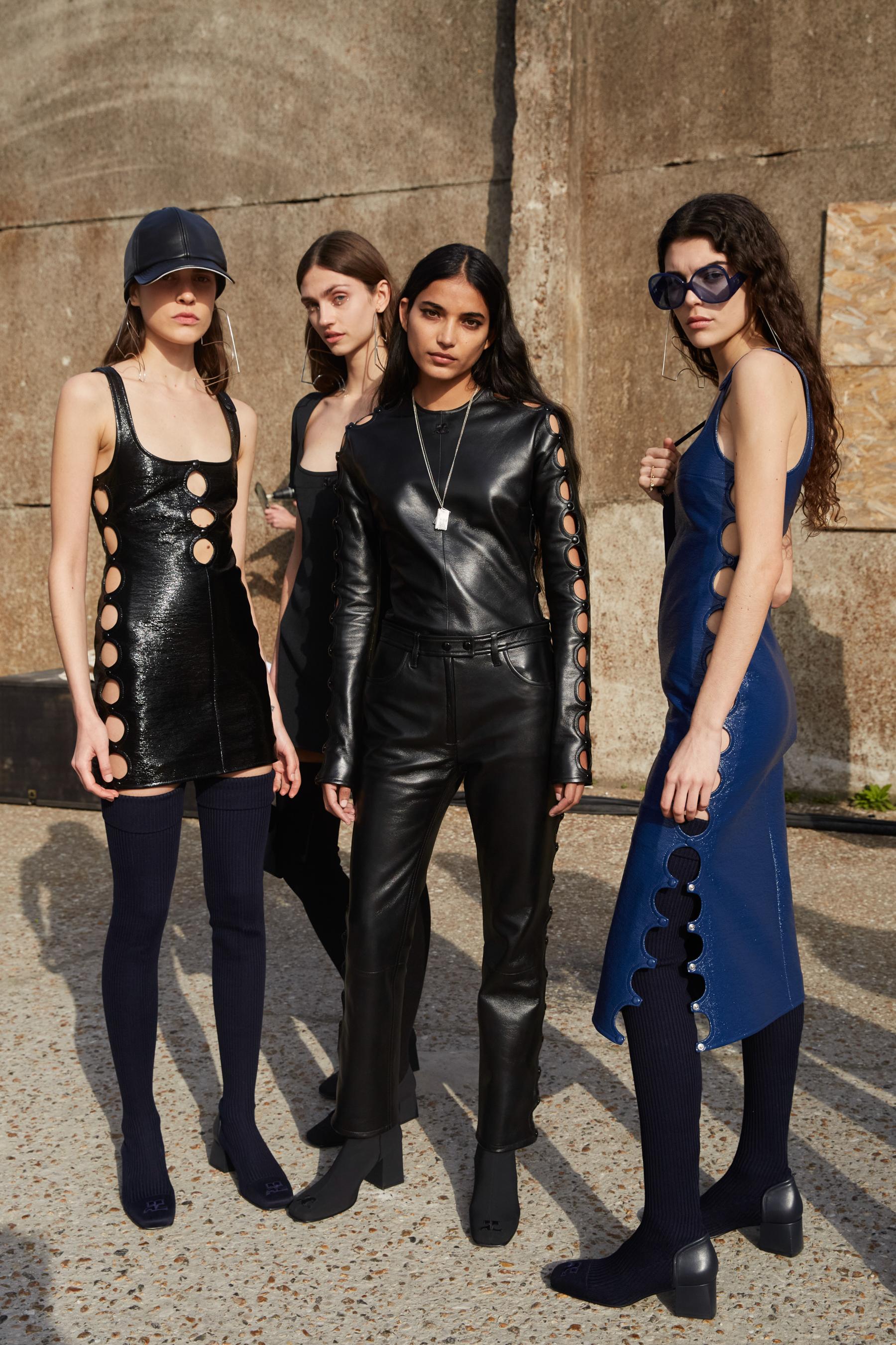 Courregès Fall 2021 Fashion Show