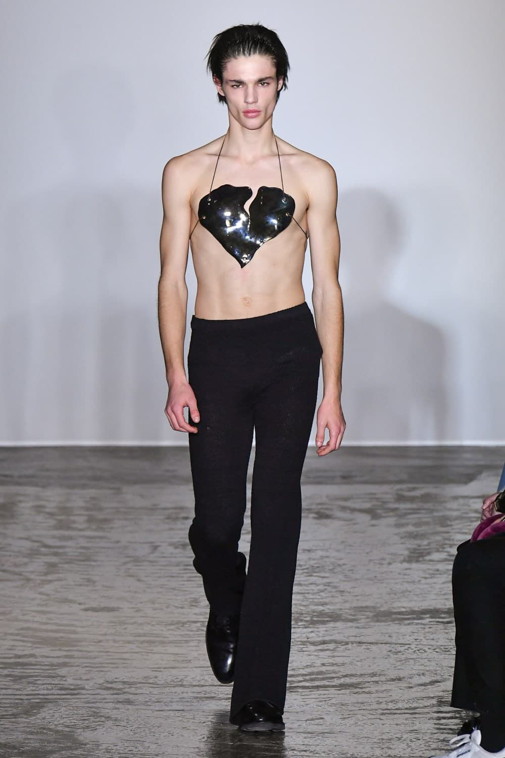 Ludovic de Saint Sernin, Charles Jeffrey Loverboy, and Harris Reed Fall 2021 Fashion Show Review