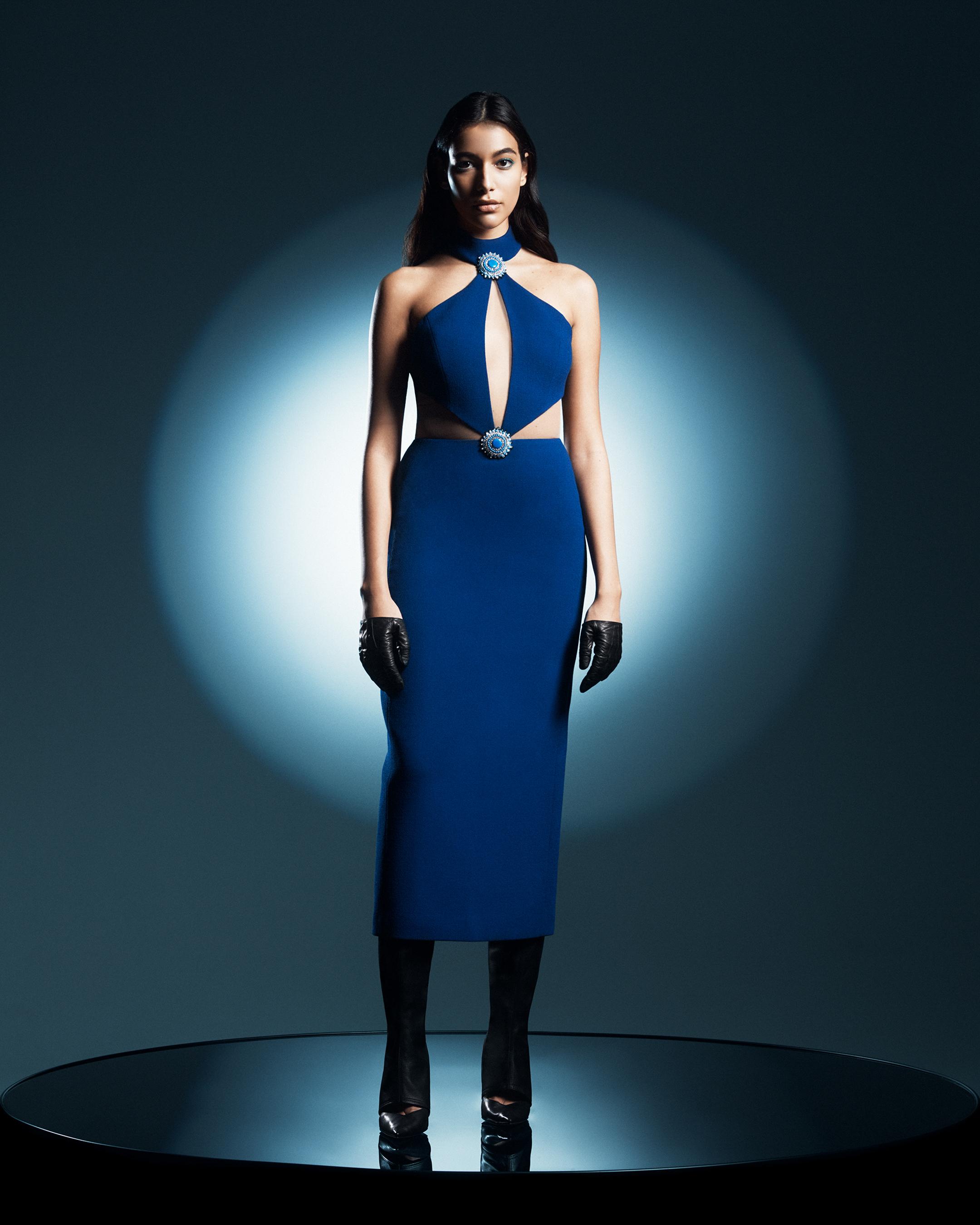 David Koma Fall 2021 Fashion Show