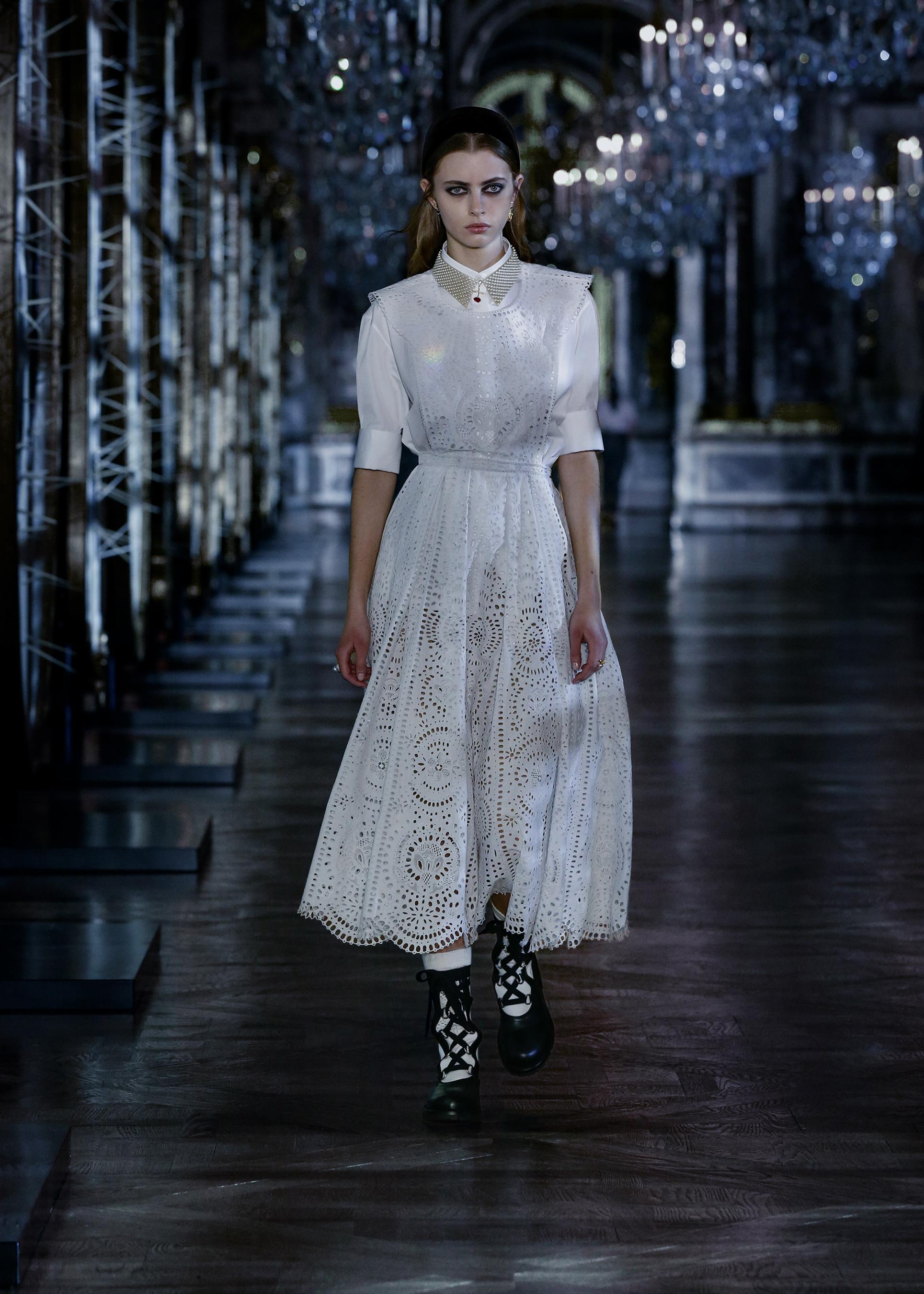 Christian Dior Fall 2021 Fashion Show