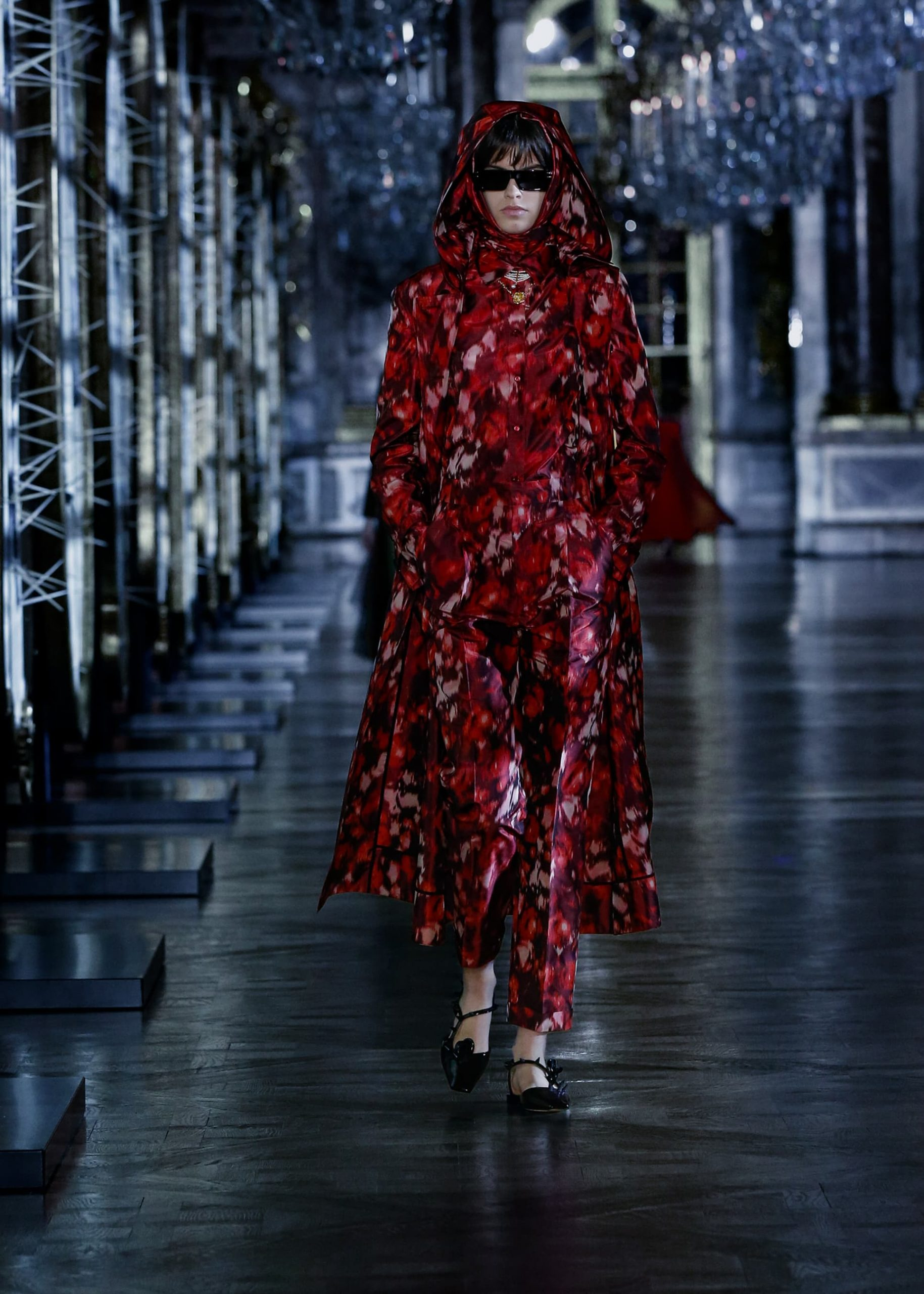 Dior Fall 2021 Fashion Show Review