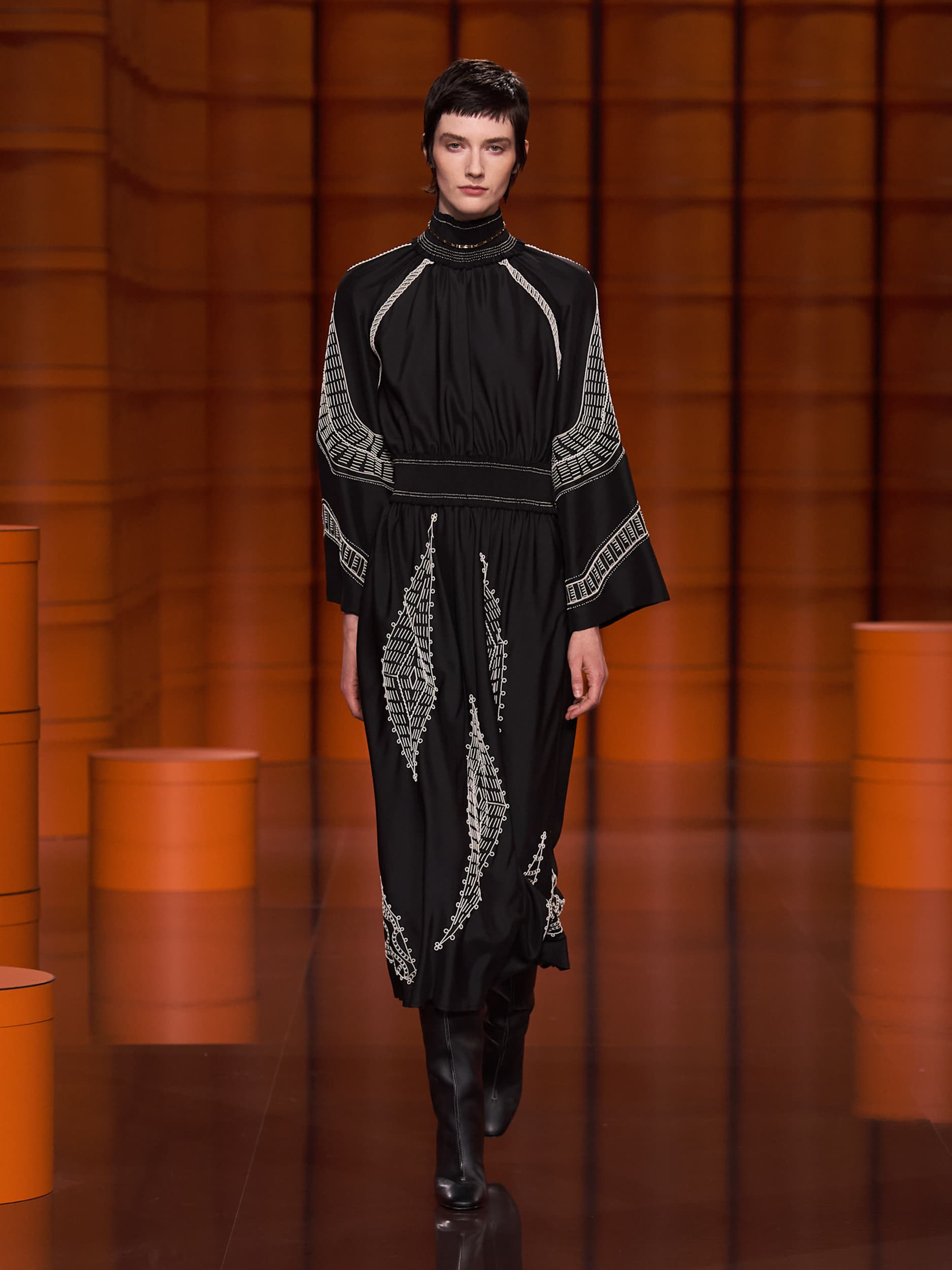 Hermes Fashion Show Review