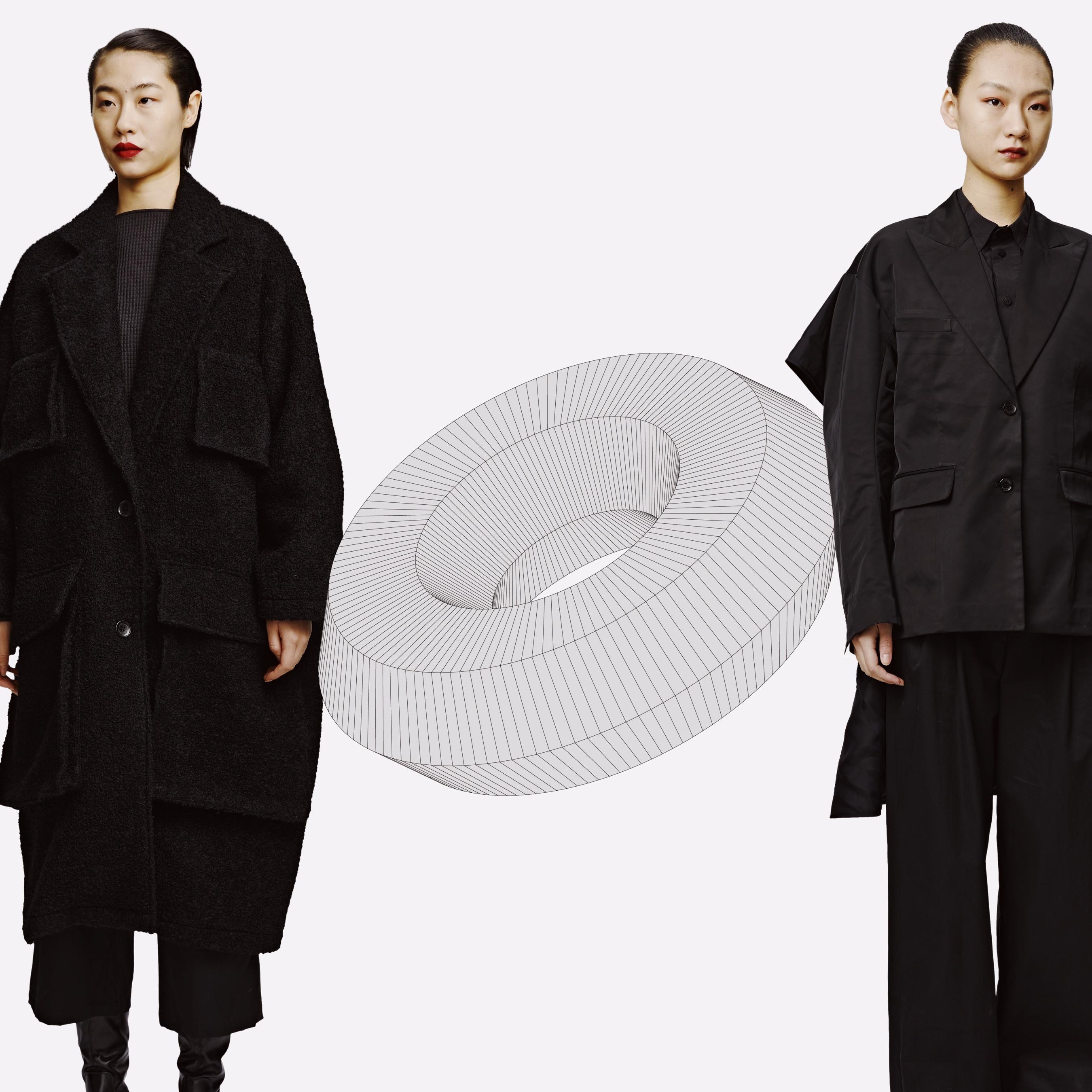 Jarel Zhang Fall 2021 Fashion Show
