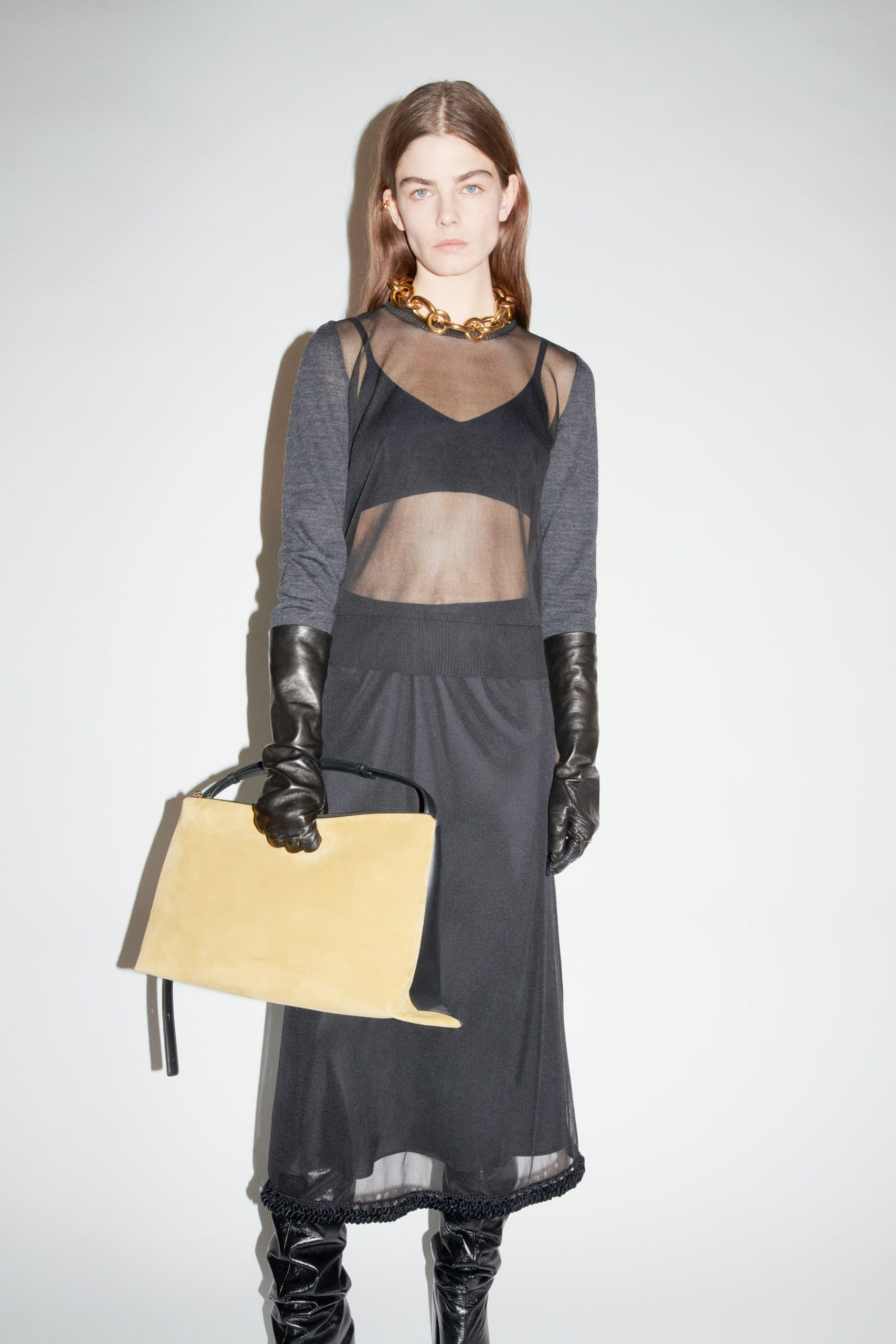 Jil Sander Fall 2021 Fashion Show Review