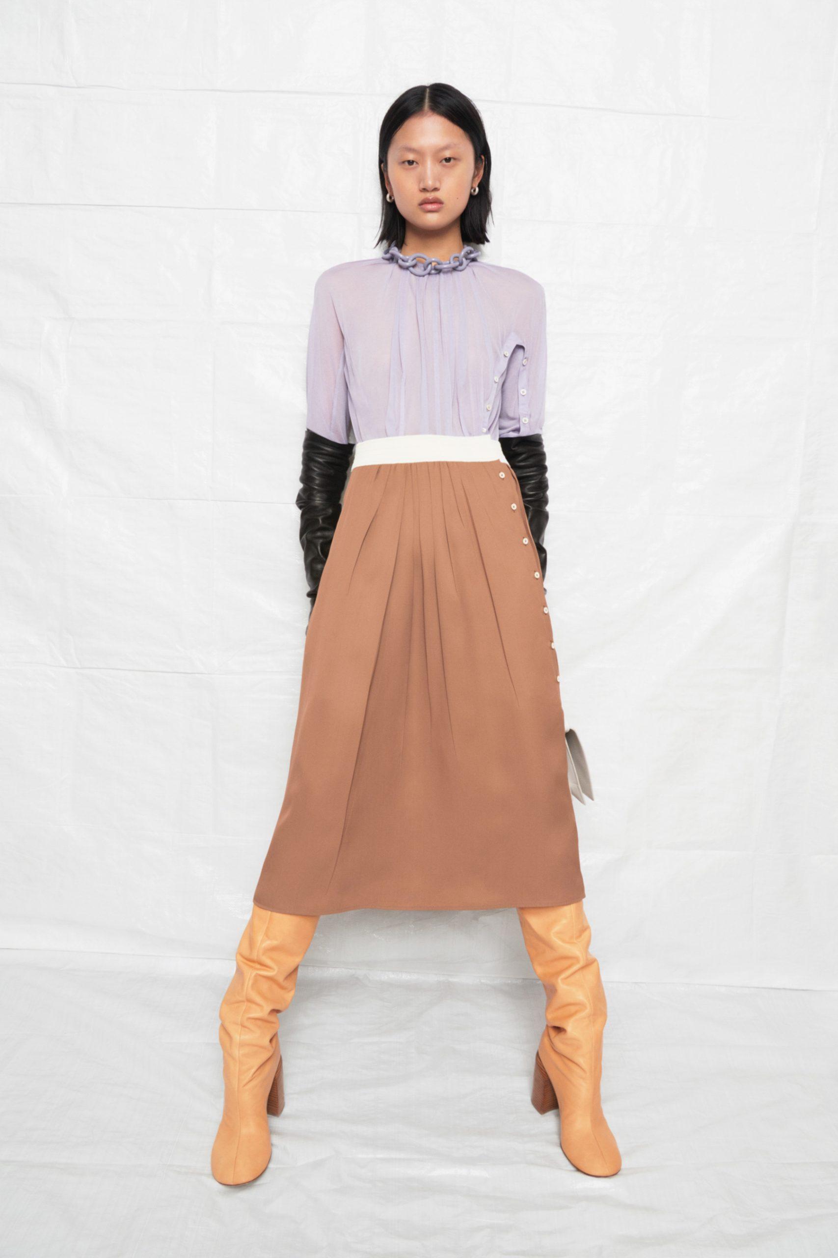 Lavender & Lilac Colors Fall 2021 Fashion Trend