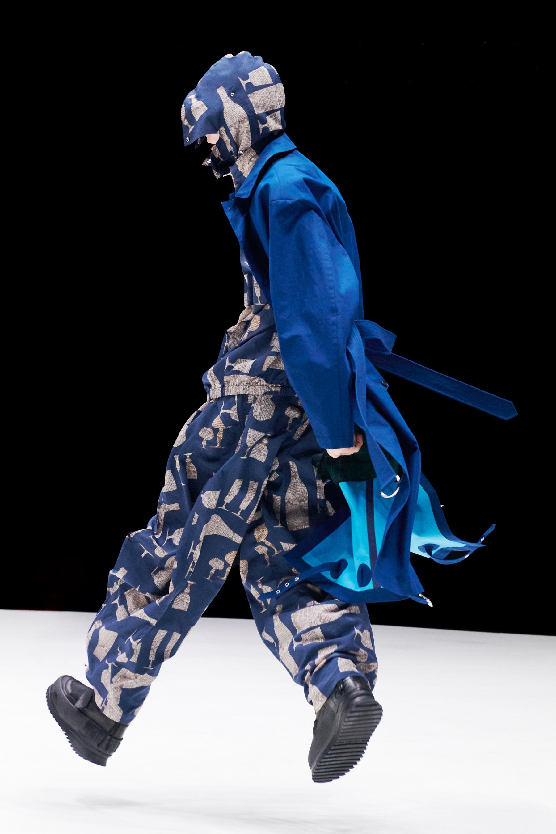 Kenzo Fall 2021 Fashion Show