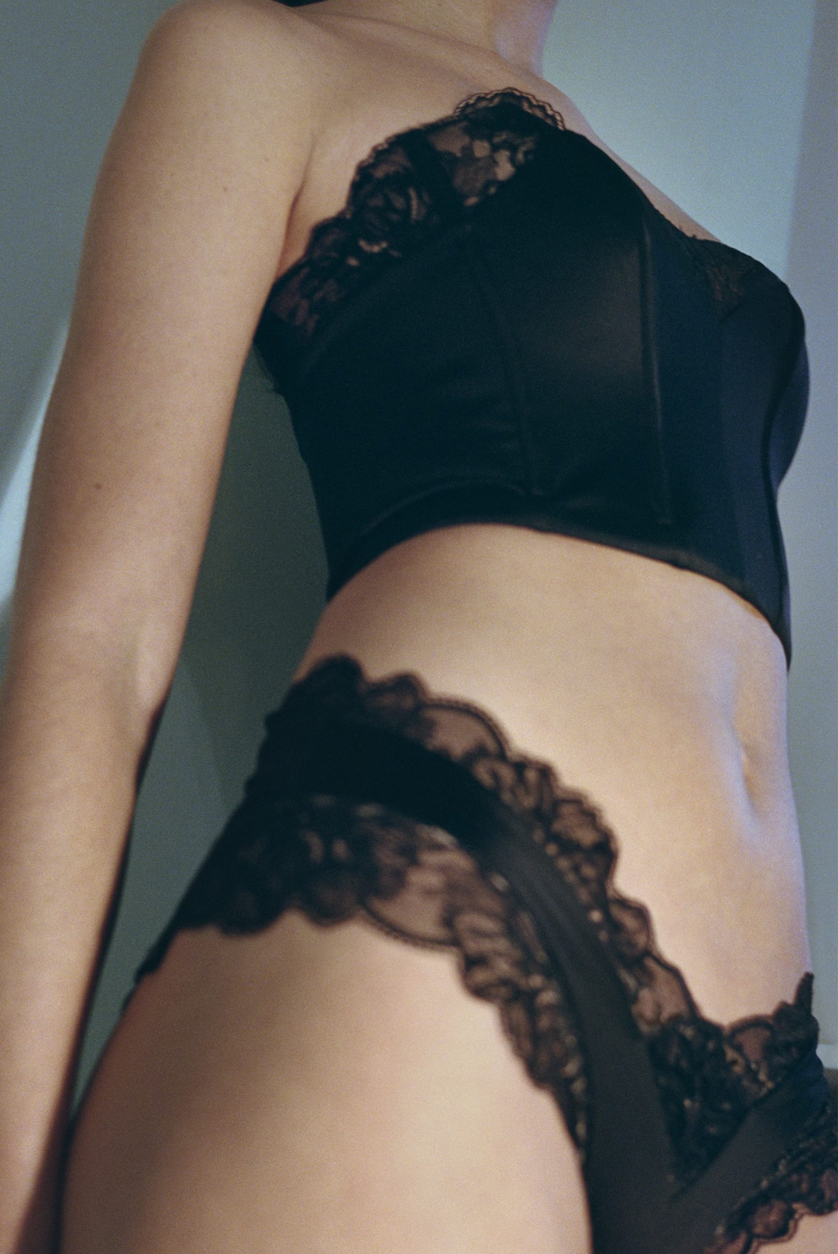 La Perla unlocks 66-year-old archive with 80's-inspired capsule featuring Iris Law