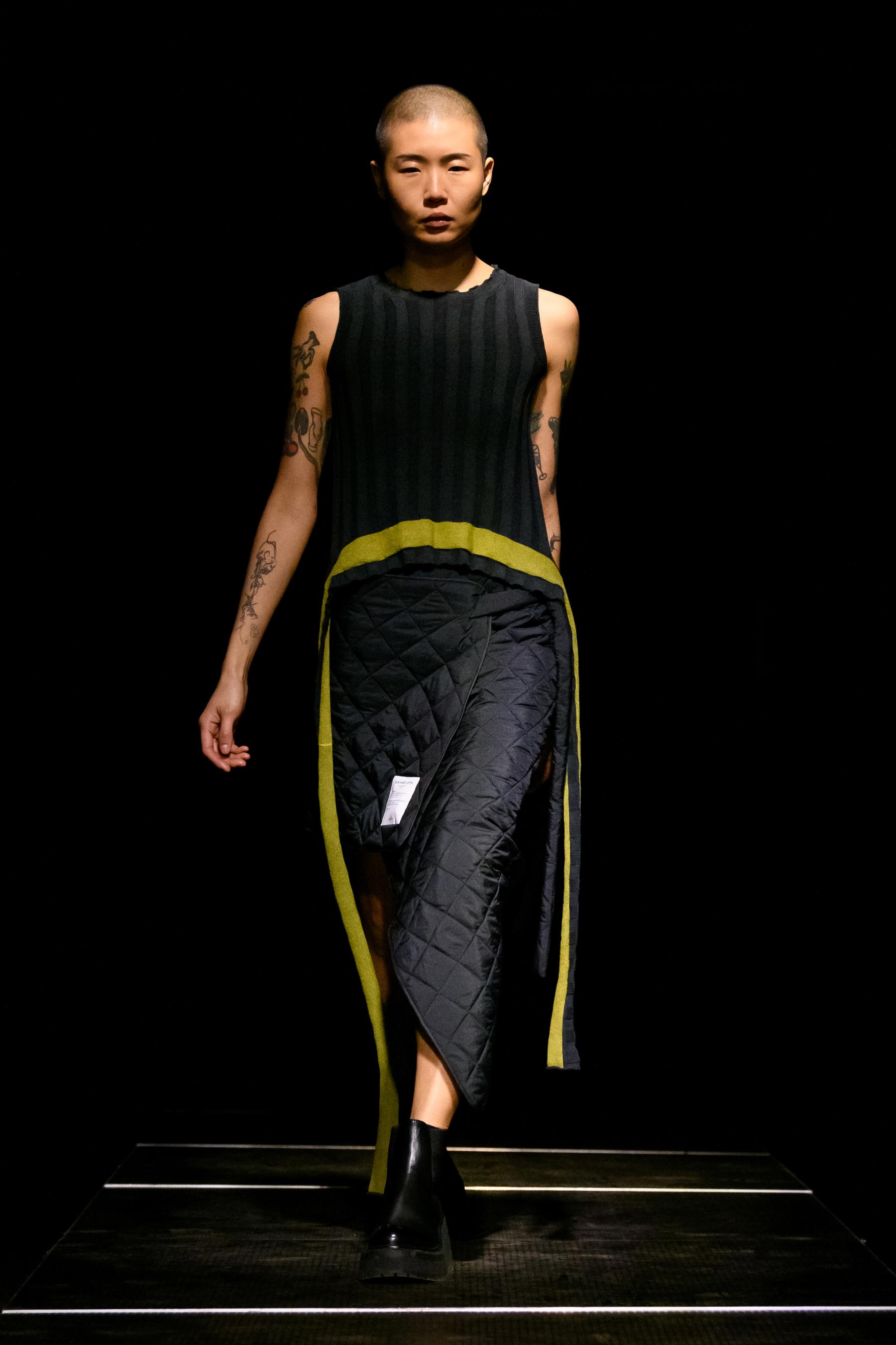 Eckhaus Latta Fall 2021 Fashion Show
