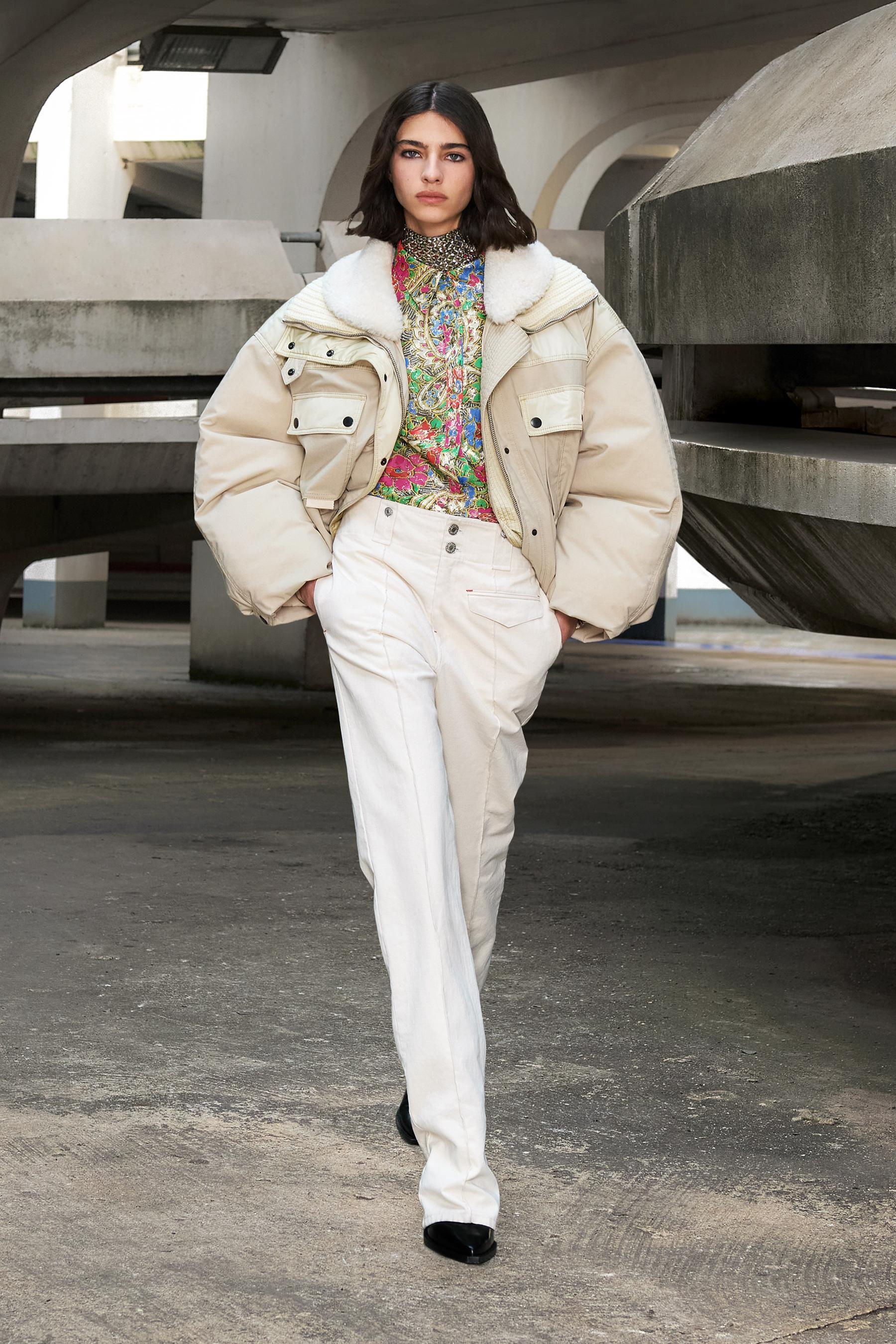 Isabel Marant Fall 2021 Fashion Show