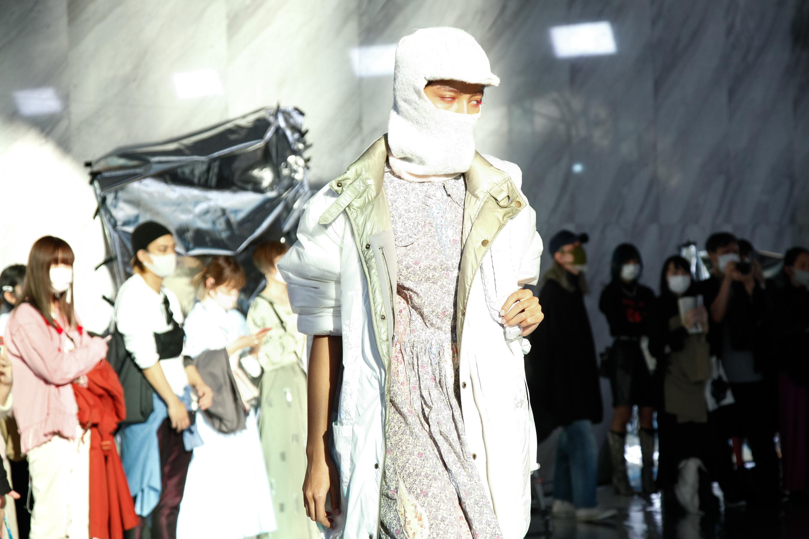 Mikiosakabe Fall 2021 Fashion Show